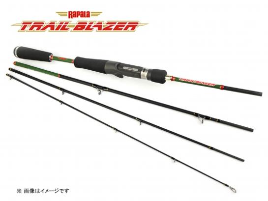 Rapala Rod Baitcast Trail Blazer TBC 664 M Travel Rod (8375)