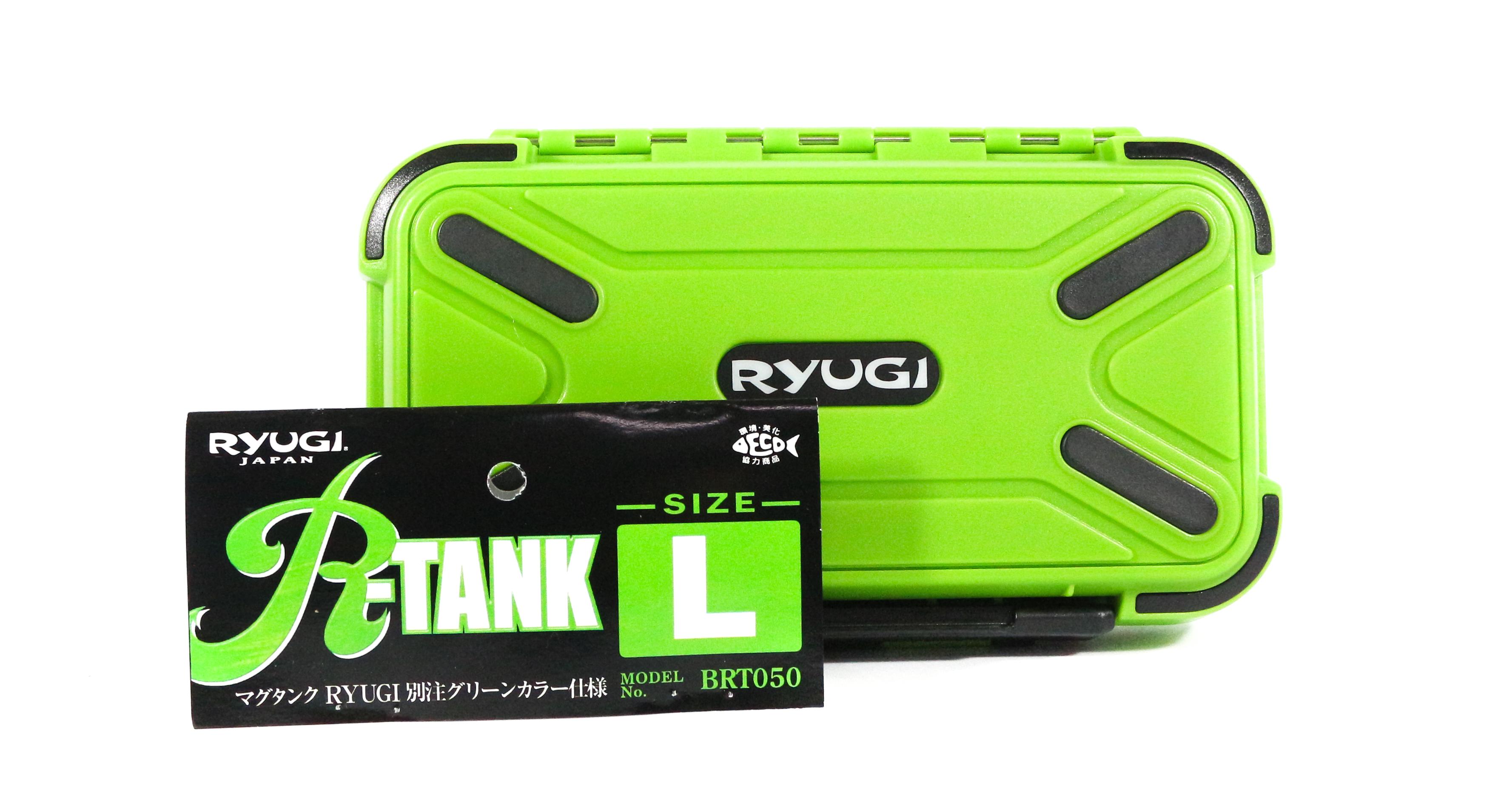 Ryugi BRT050 R Tank Case Tackle Box Size L (2458)