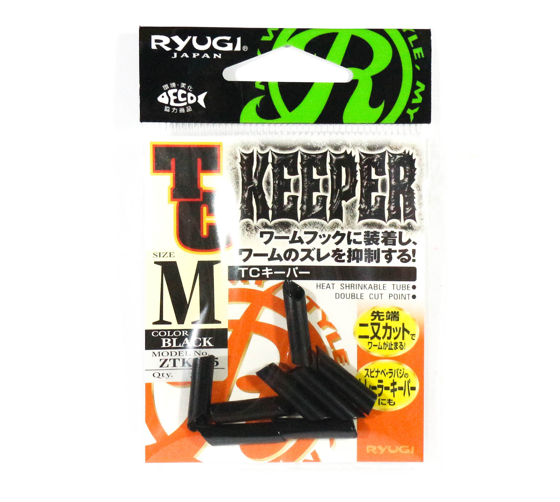 Ryugi ZTK045 TC Keeper for Snagless Performance Size M (0255)