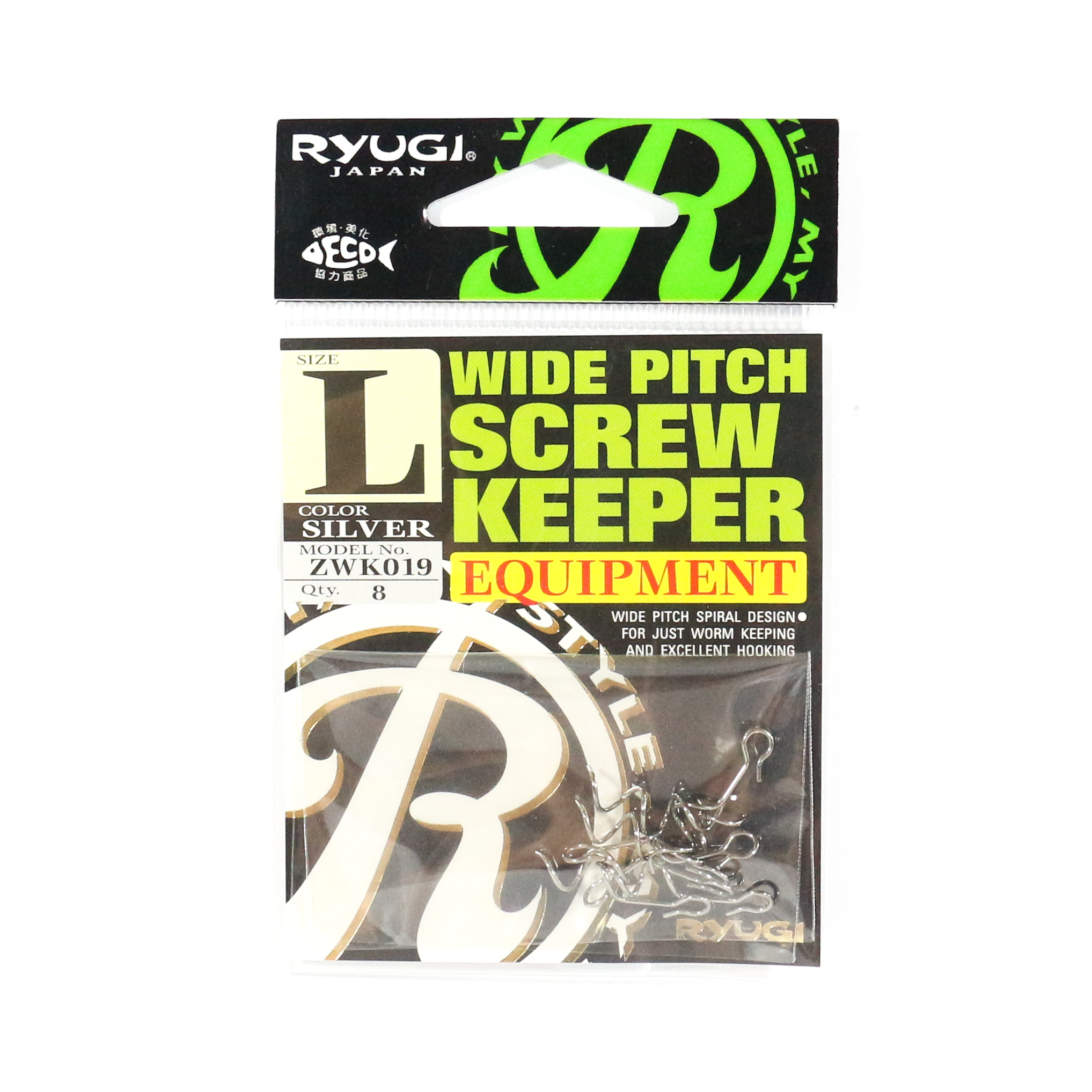 Ryugi ZWK019 Wide Pitch Screw Keeper Size L (1314)