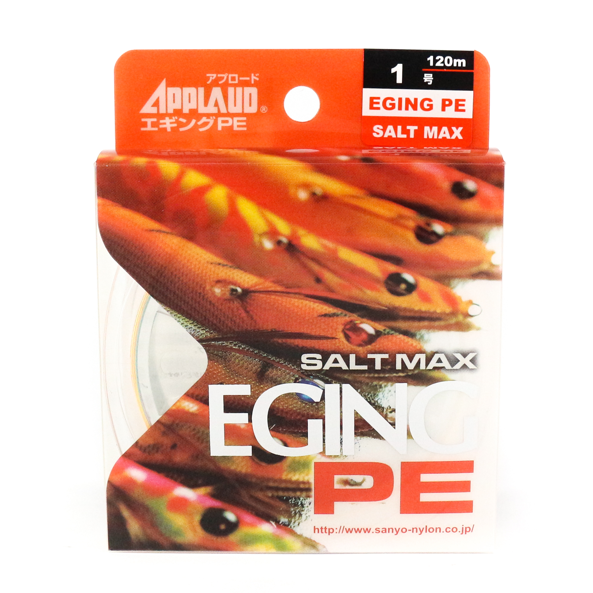 Sale Sanyo Applaud P.E Line Saltmax Eging PE 120M Multicolor P.E 1 (0102)