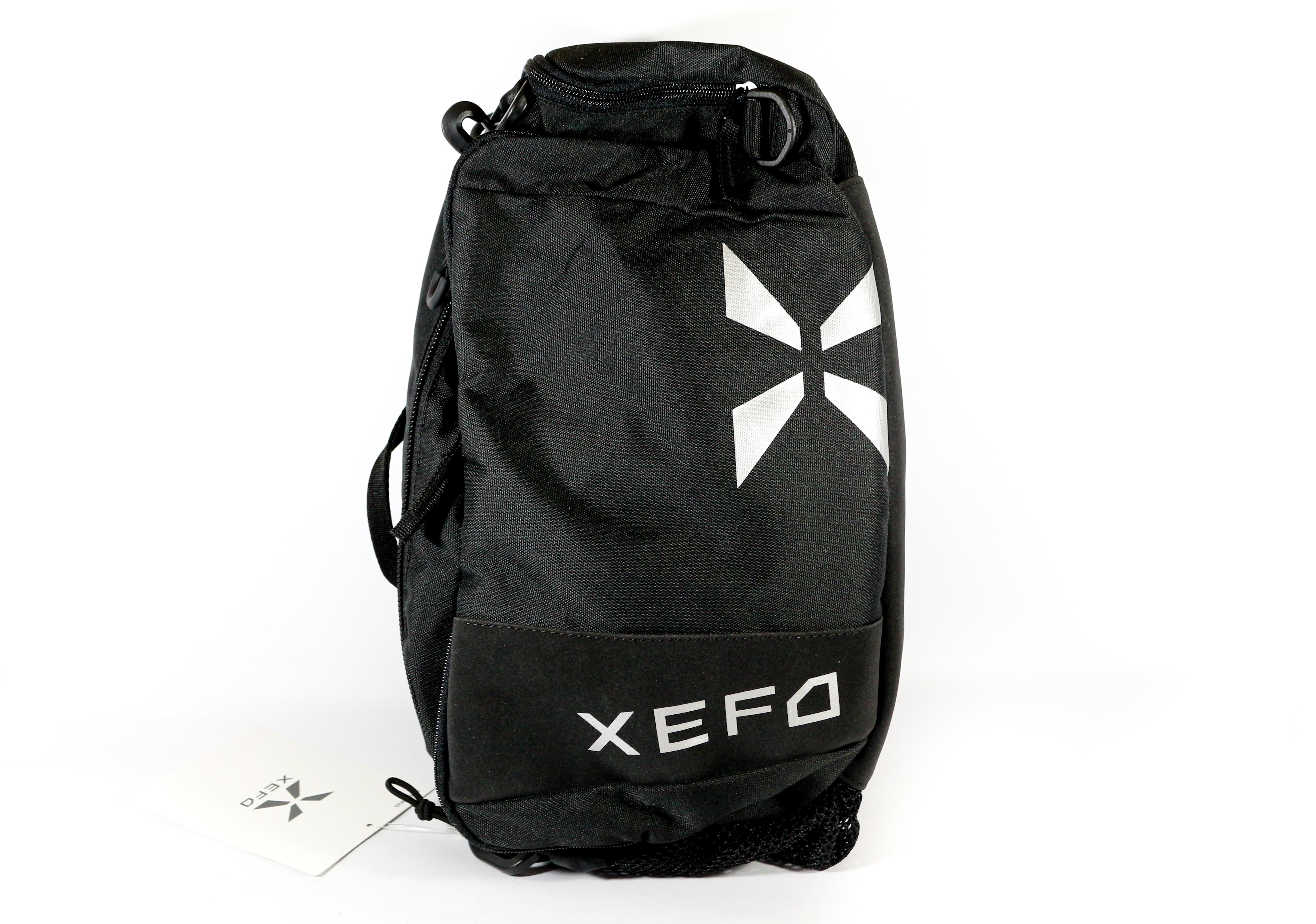Shimano BS-240N XEFO Sling Hip Bag 13.5 x 34.5 x 23 cm Black 424884