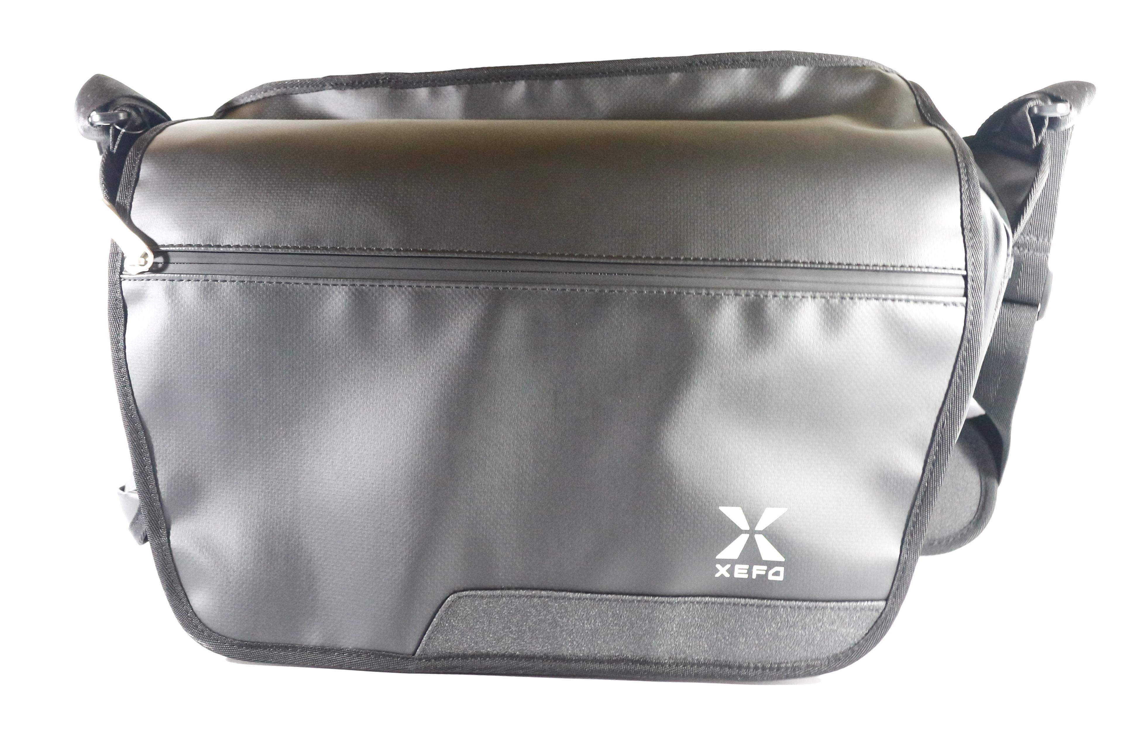 Shimano BS-252I XEFO Shoulder Bag 15.5 x 38 x 29.5 cm Black 703866