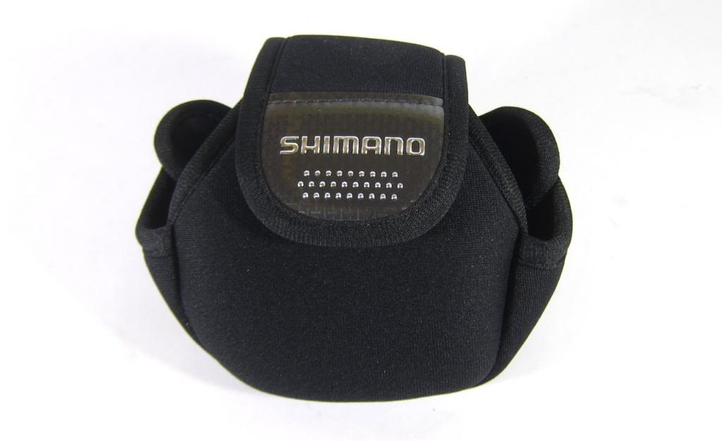 Shimano PC-030L Size S Baitcast Reel Cover Size 200 Below 725011