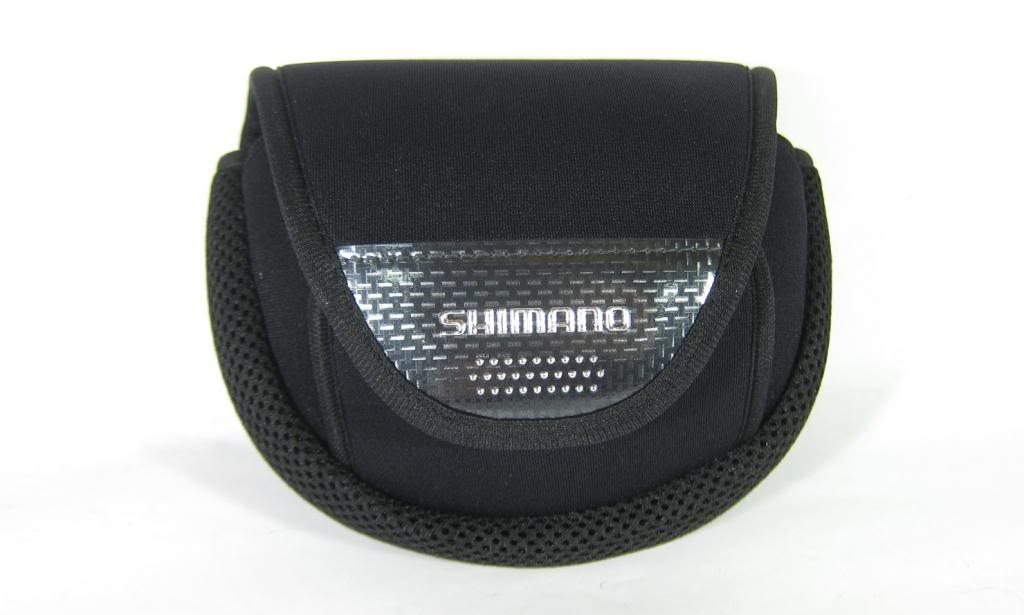 Shimano PC-031L Size S Spinning Reel Cover Reel Size 2000-2500 Black 785794