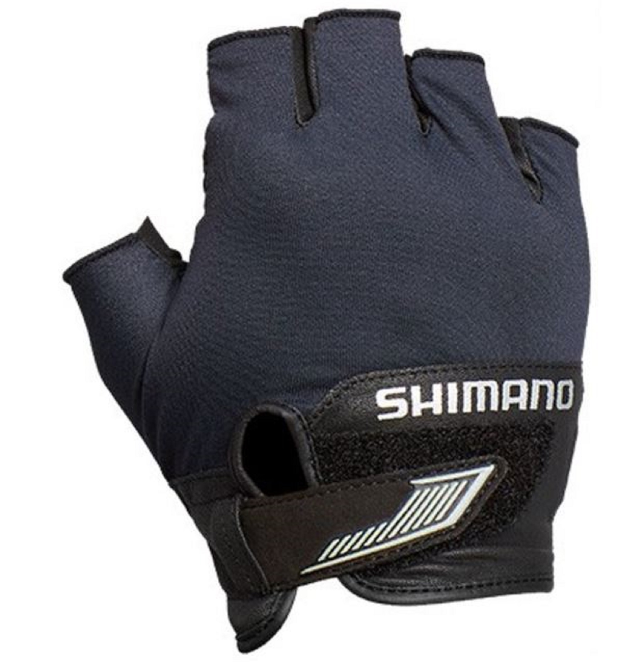 Shimano GL-022S Gloves 3D Casting High Grip 5 Fingerless Bk Size XL 634115