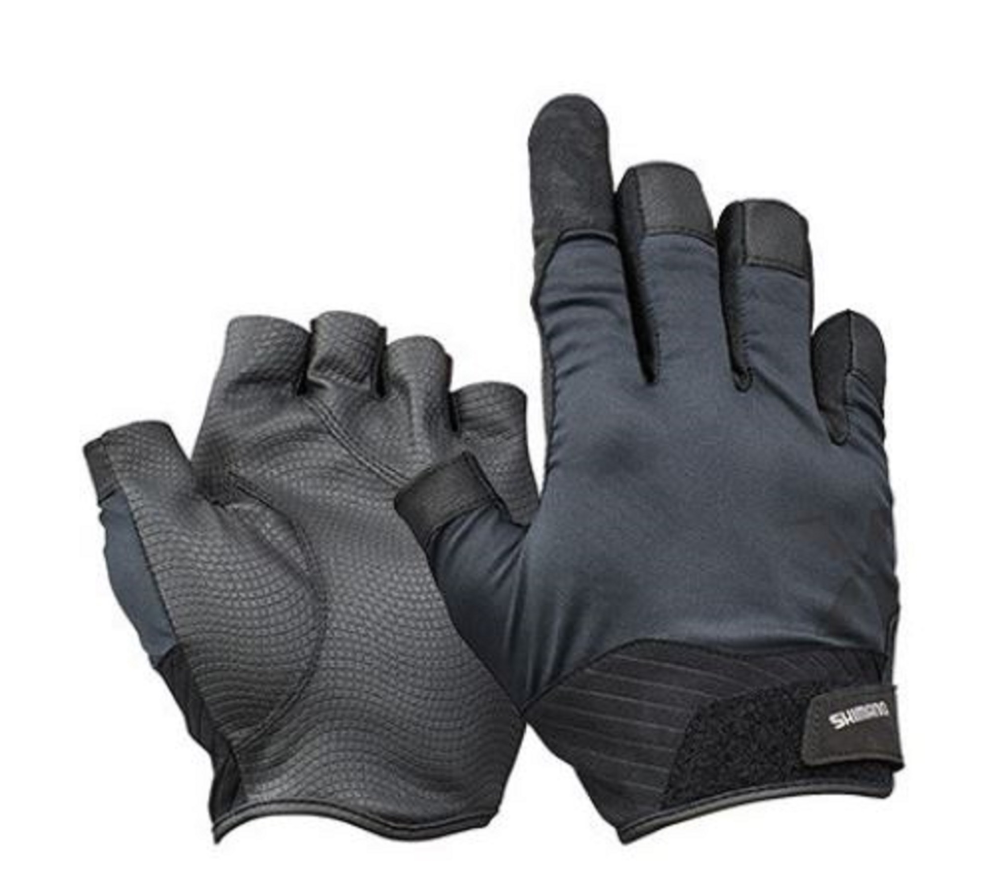 Shimano GL-229T Power Casting Gloves Right Index Finger Black Size XL 670304