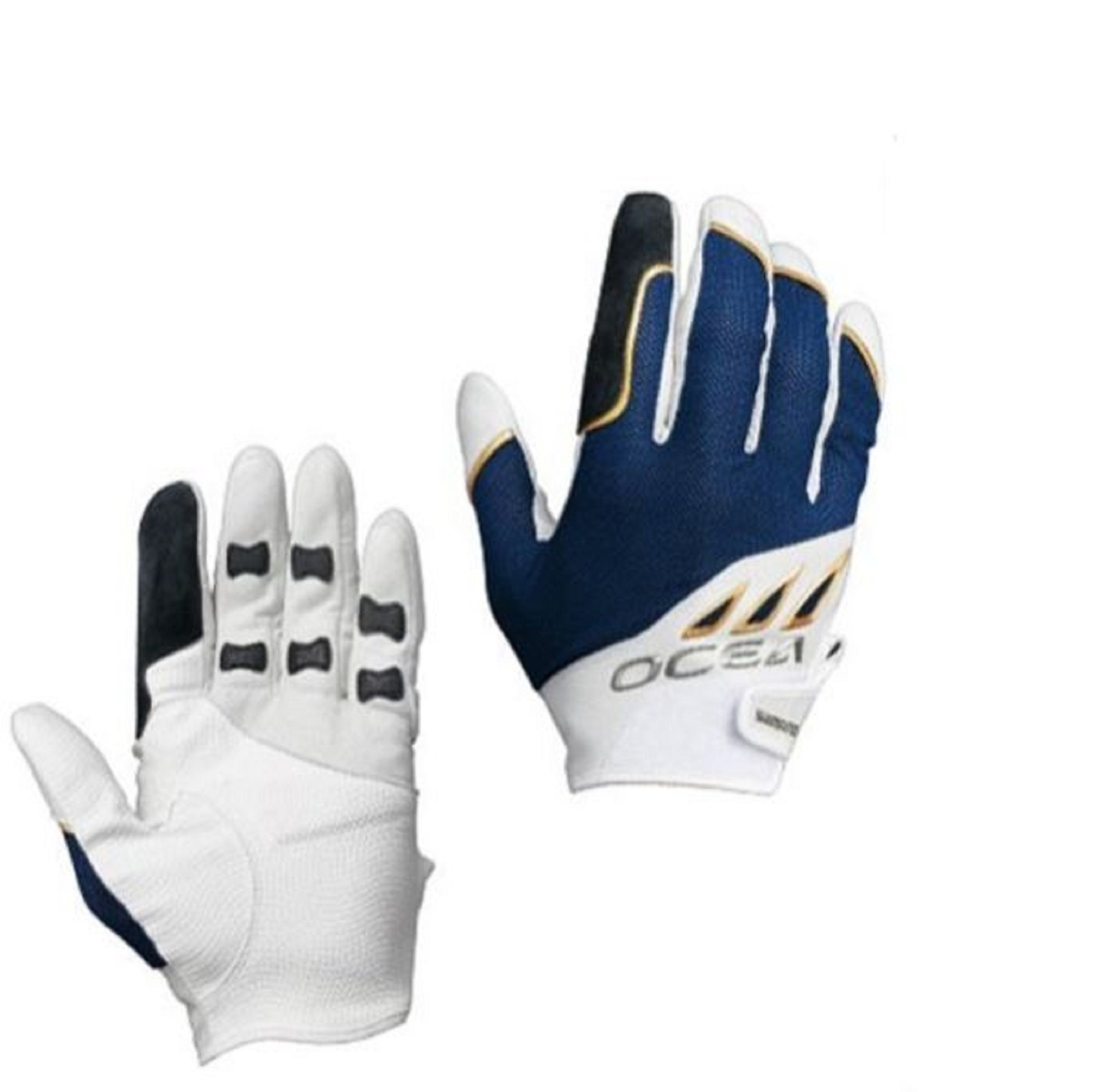Shimano GL-292Q Gloves Big Game Support Size M White 479501