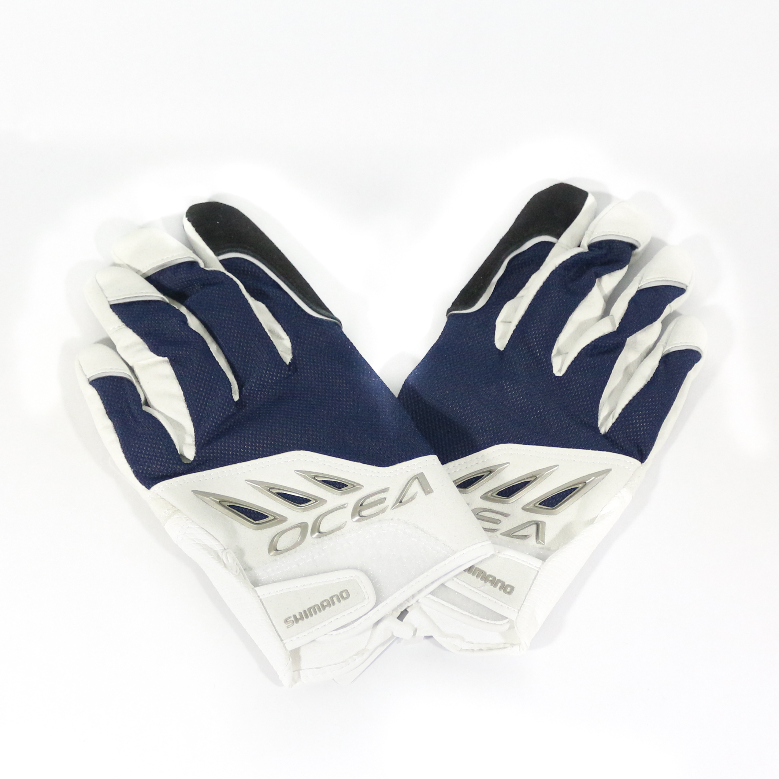 Shimano GL-293Q Ocea Big Game Casting Gloves White Size L 479594