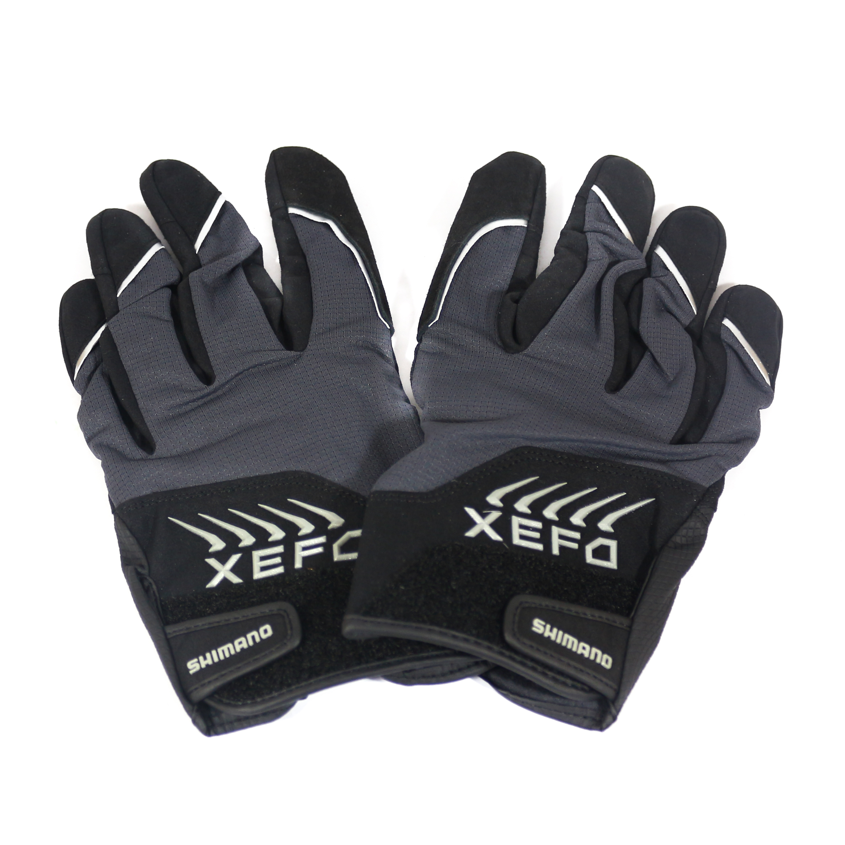 Shimano GL-249R Gloves XEFO Rock Traverse Casting Black Size XL (2426)