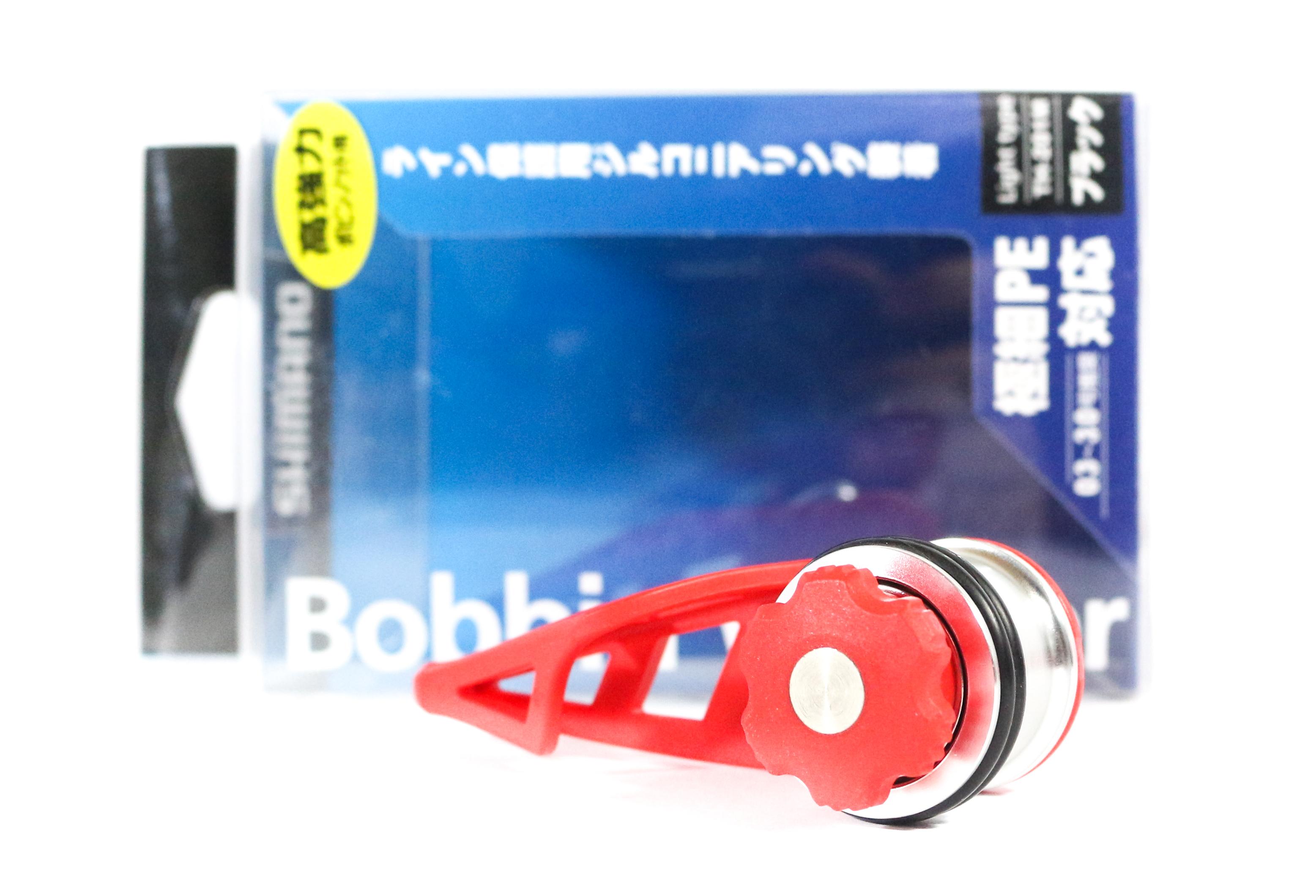 Shimano TH-201M Bobbin Knotter Knot Machine Light P.E 0.3 - 3 Orange 410436