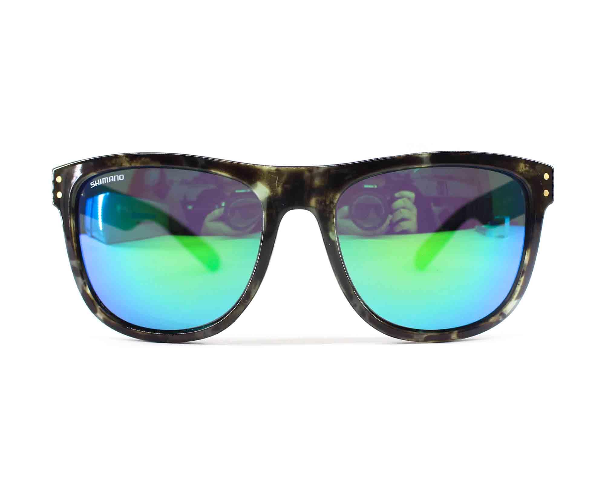 Shimano SUNBASS Sunglasses Polarised Bassterra (2264)
