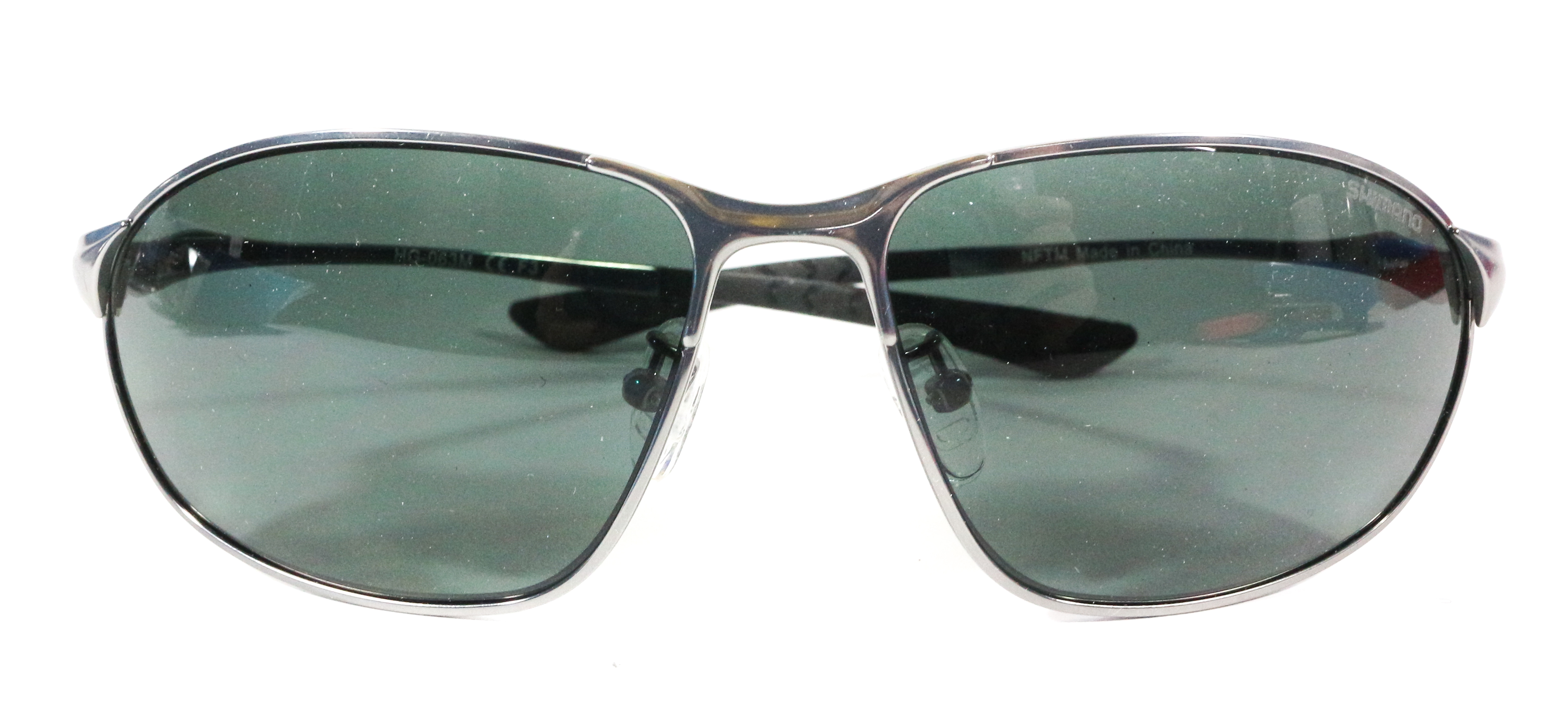 Shimano HG-063M Sunglasses Polarised Metal Frame Smoky 788252