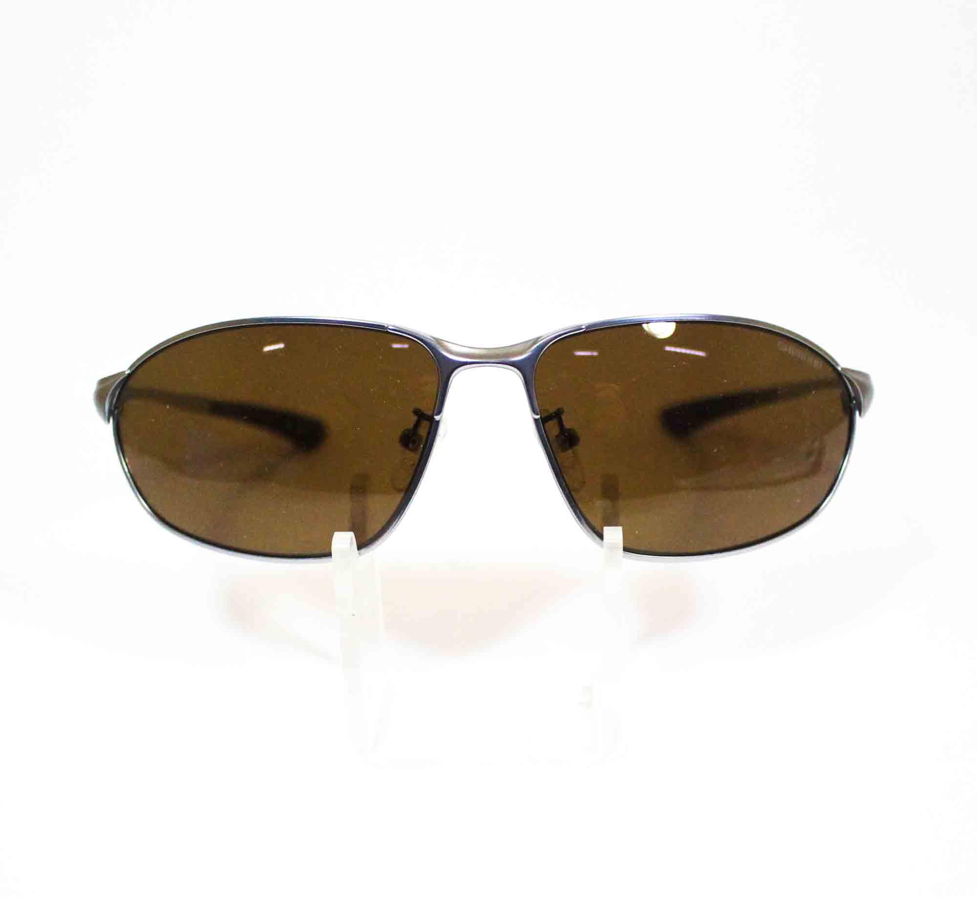 Shimano HG-063M Sunglasses Polarised Metal Frame Brown (8269)