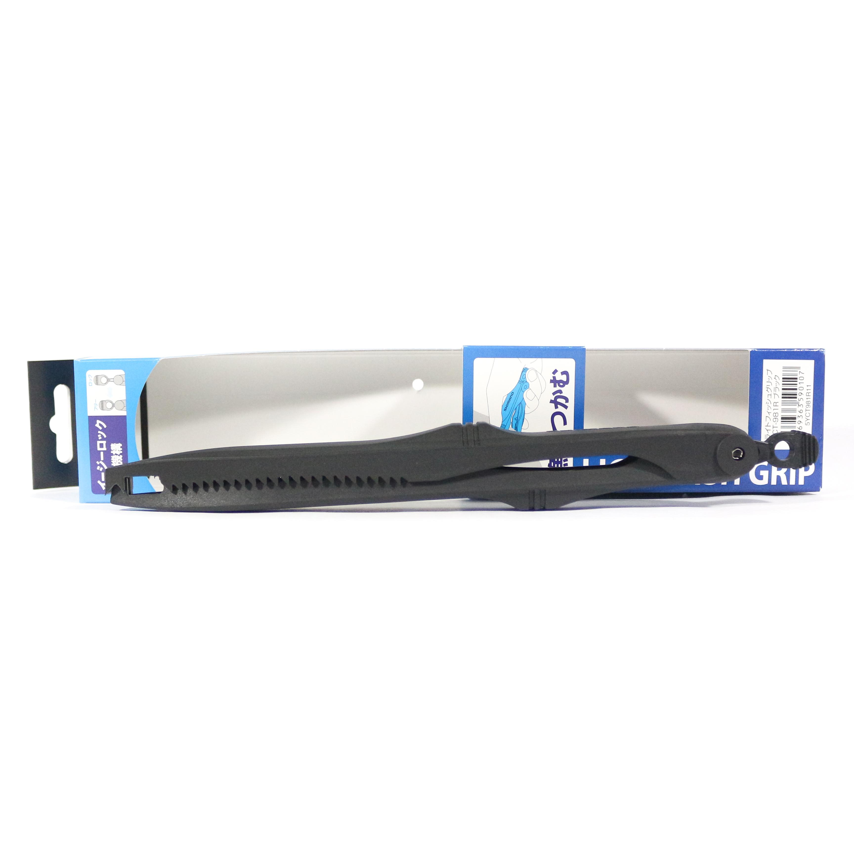 Shimano CT-981R Light Fish Grip 210mm Size S Black 590107