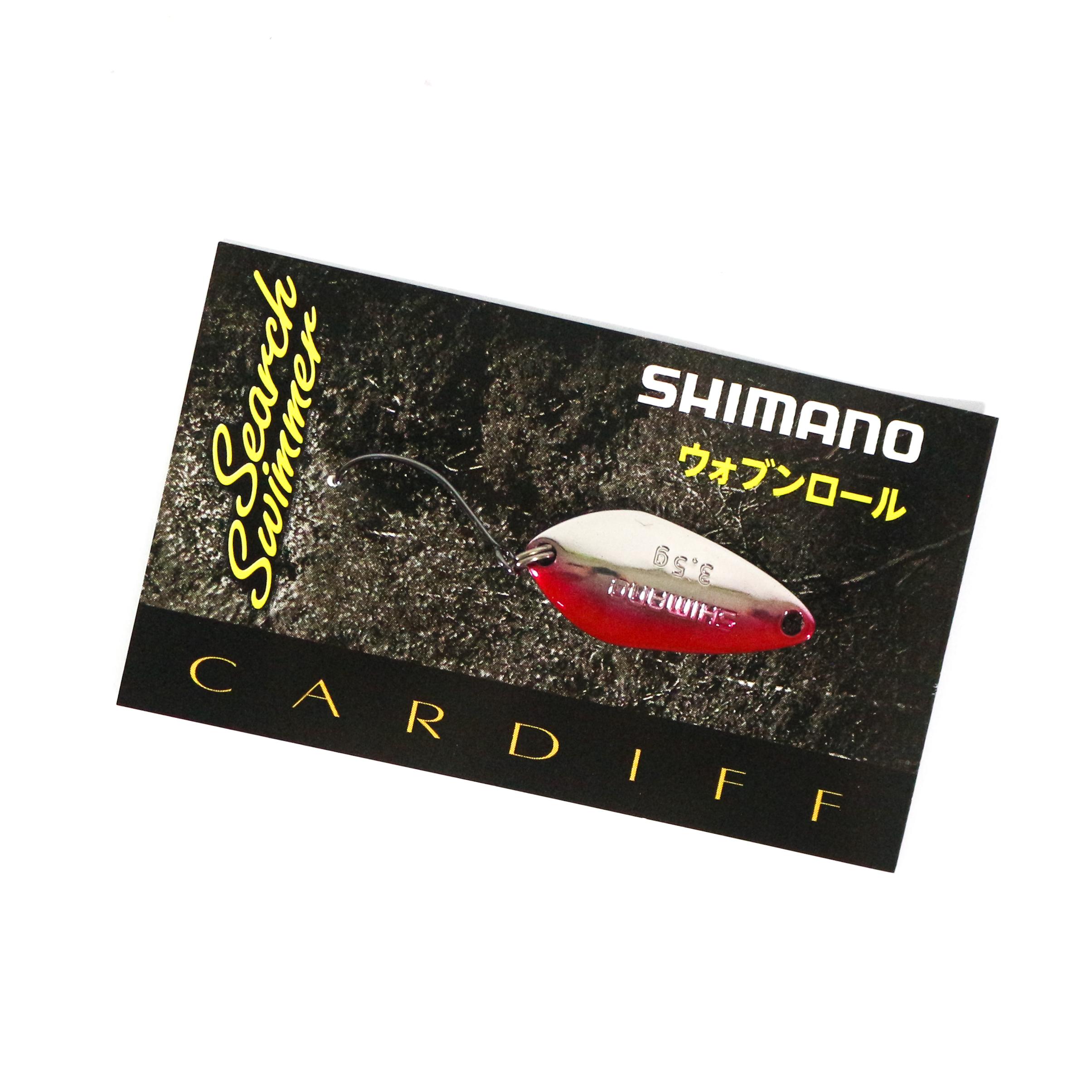 Shimano TR-235Q Cardiff Spoon 3.5 grams 60T 548986