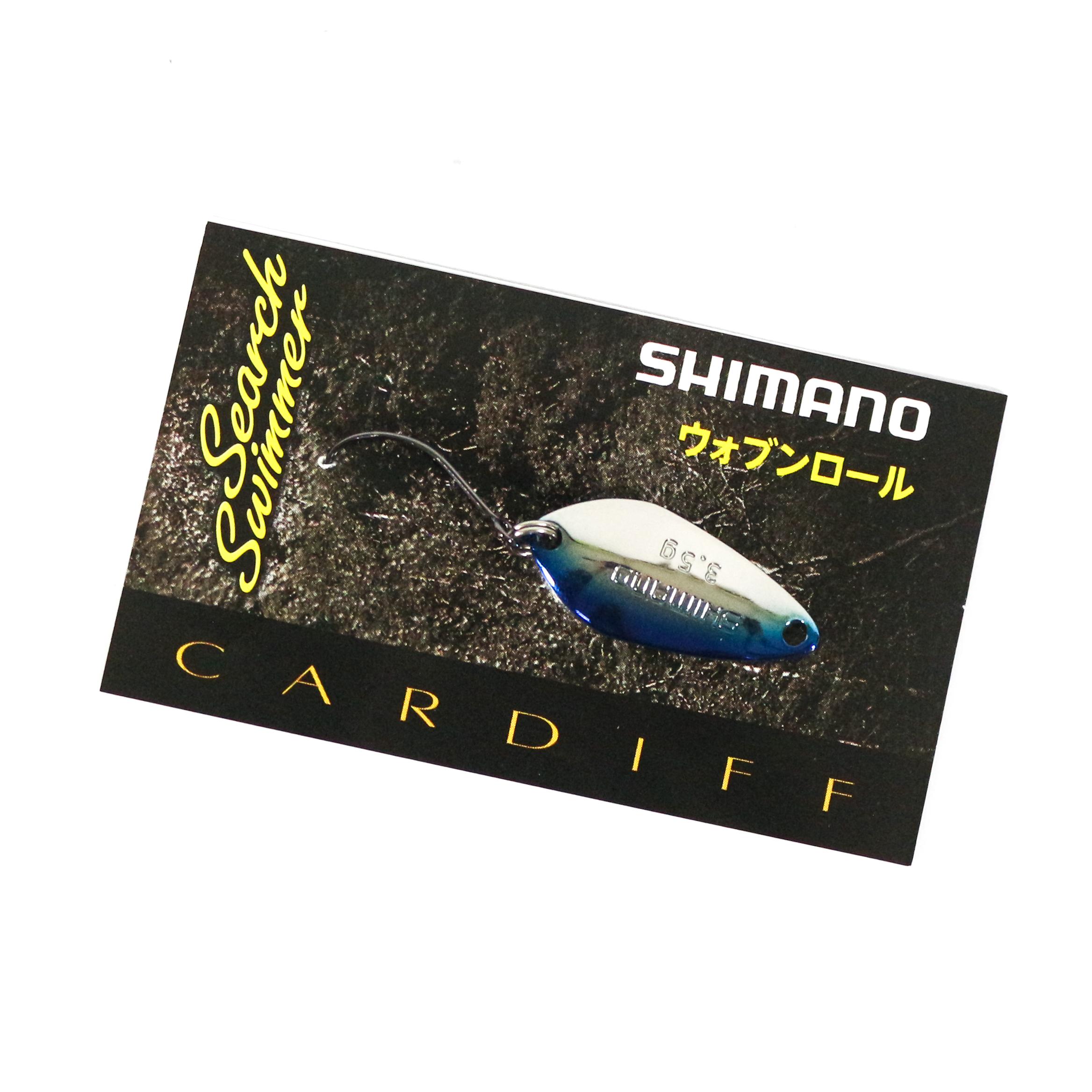Shimano TR-235Q Cardiff Spoon 3.5 grams 67T 549051