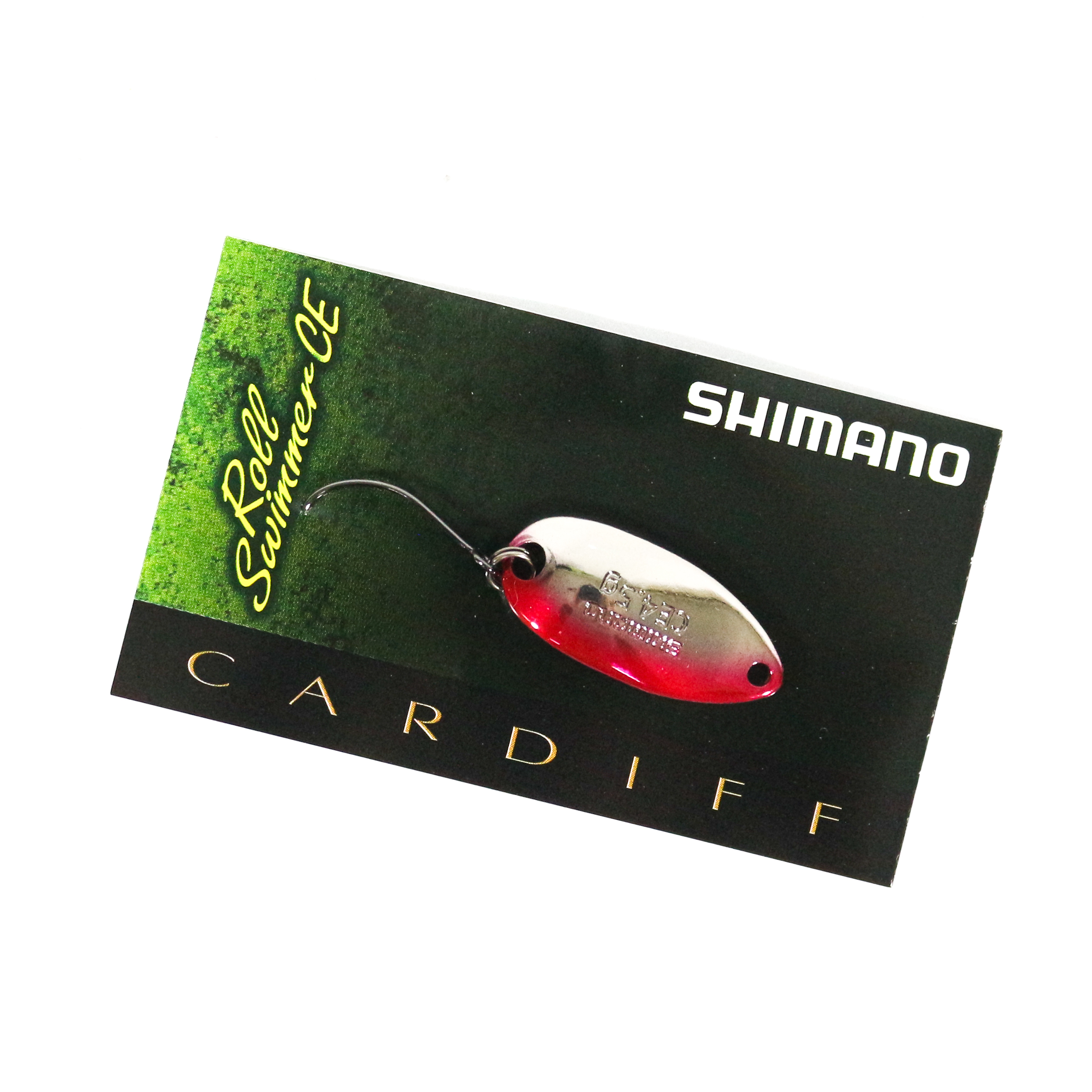Shimano TR-R45N Cardiff Spoon 4.5 grams 60T 440402