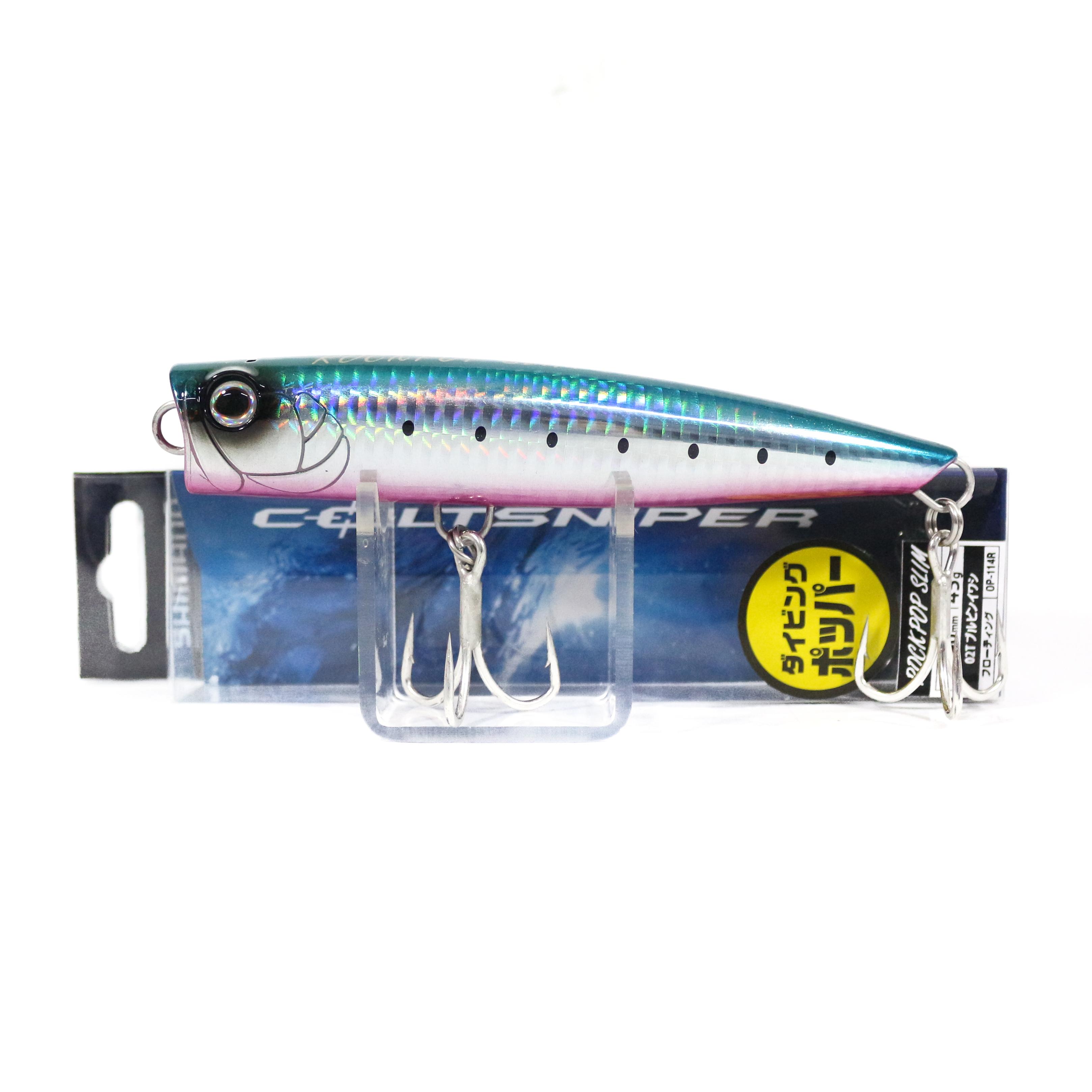 Shimano OL-212P Colt Sniper Rock Slide 120S Pencil Sinking Lure 011 644534