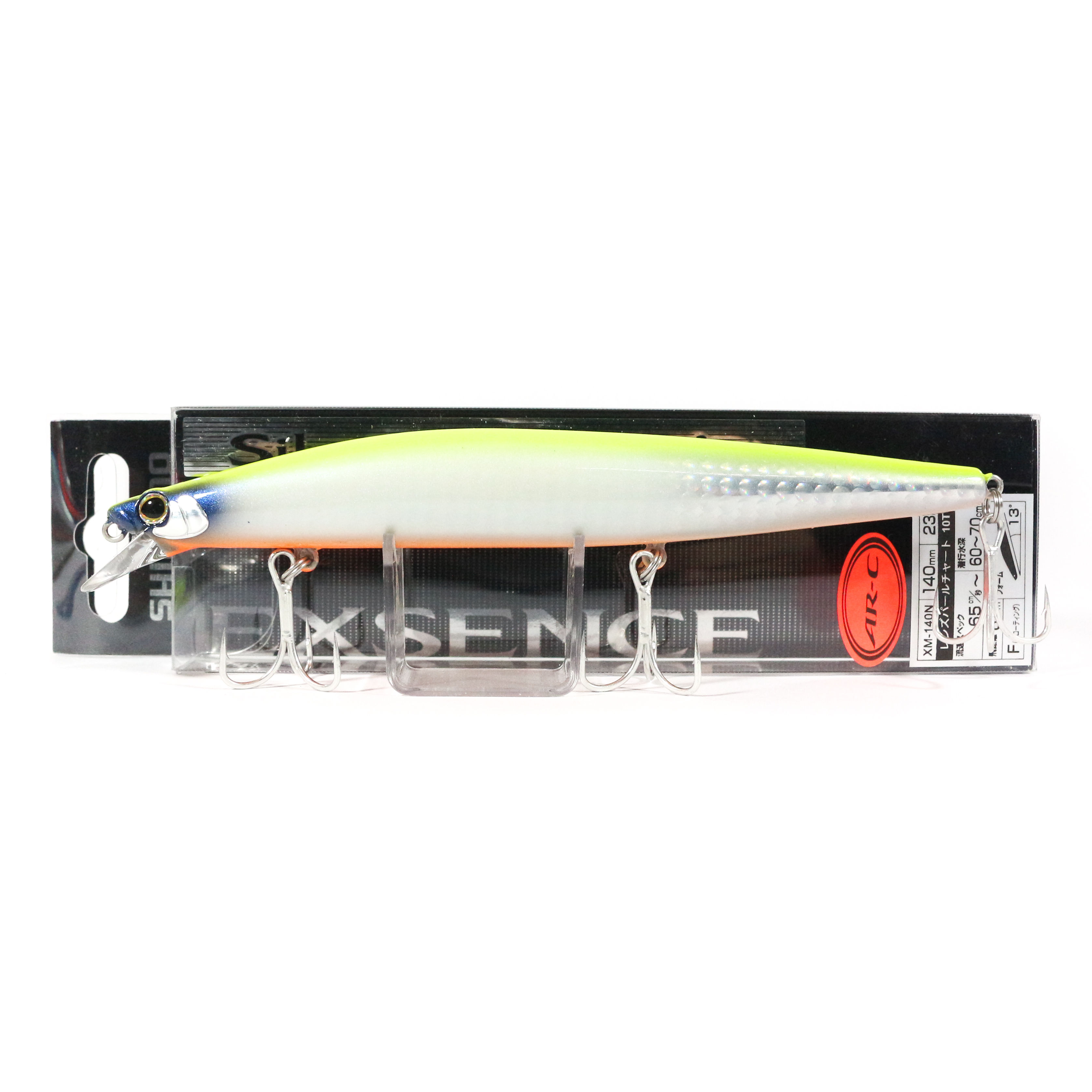 Shimano XM-140N Exsence Silent Assassin 140F Floating Lure 10T 441751