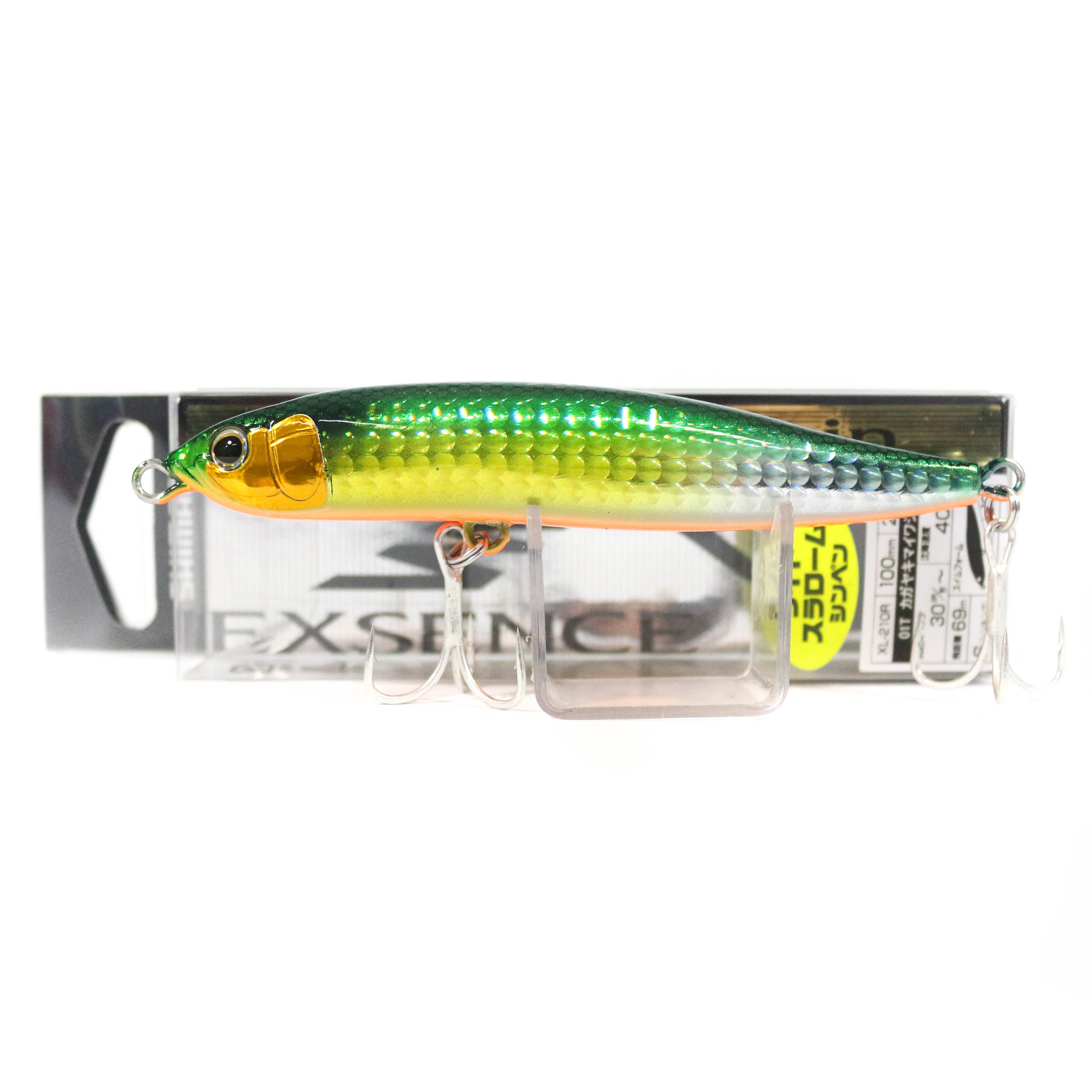 Shimano XL-210R Exsence Slide Assassin 100S Sinking Lure 07T 585776