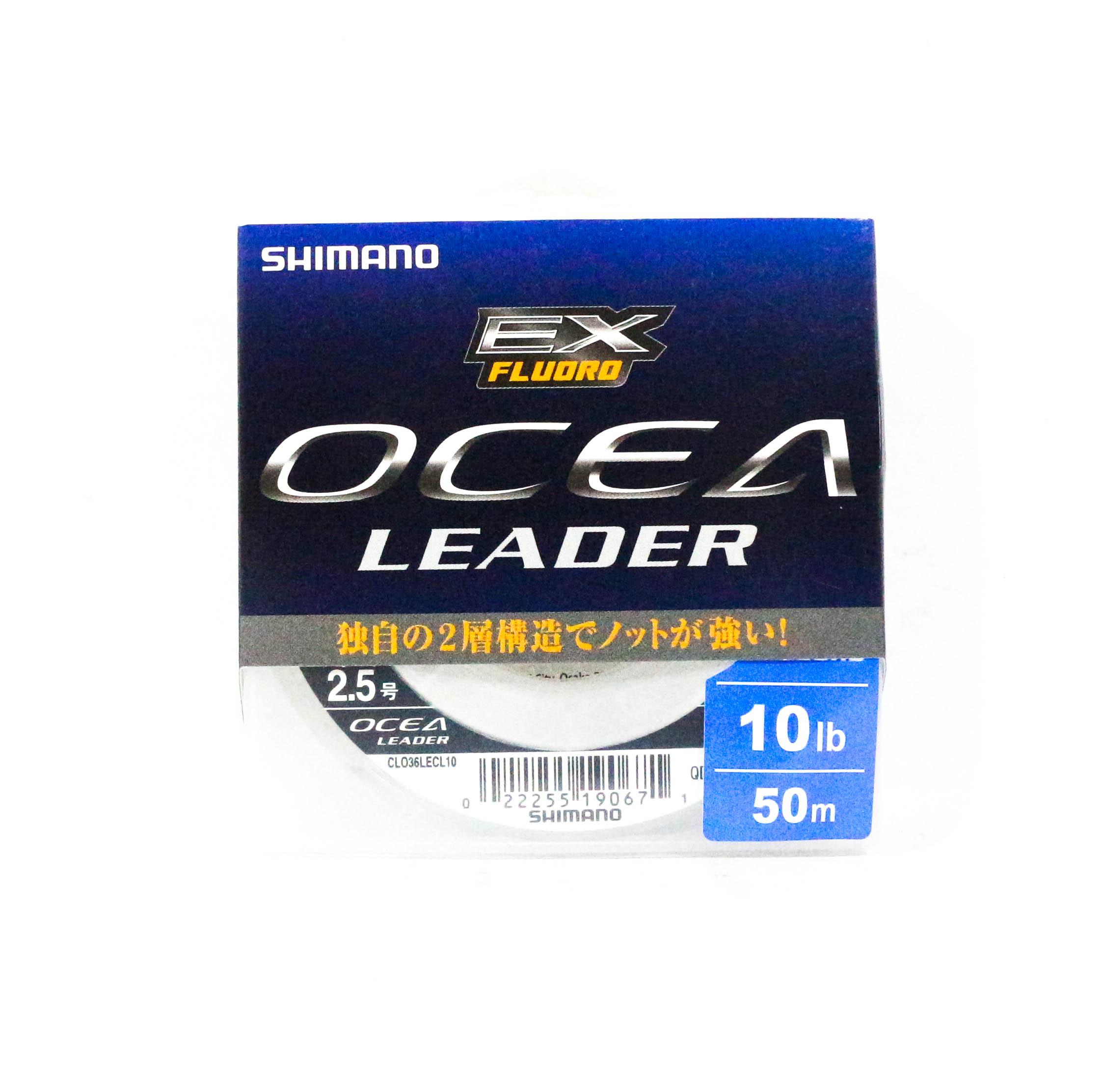 Shimano CL-036L Ocea EX Fluorocarbon Leader Line 50m 10lb (0671)