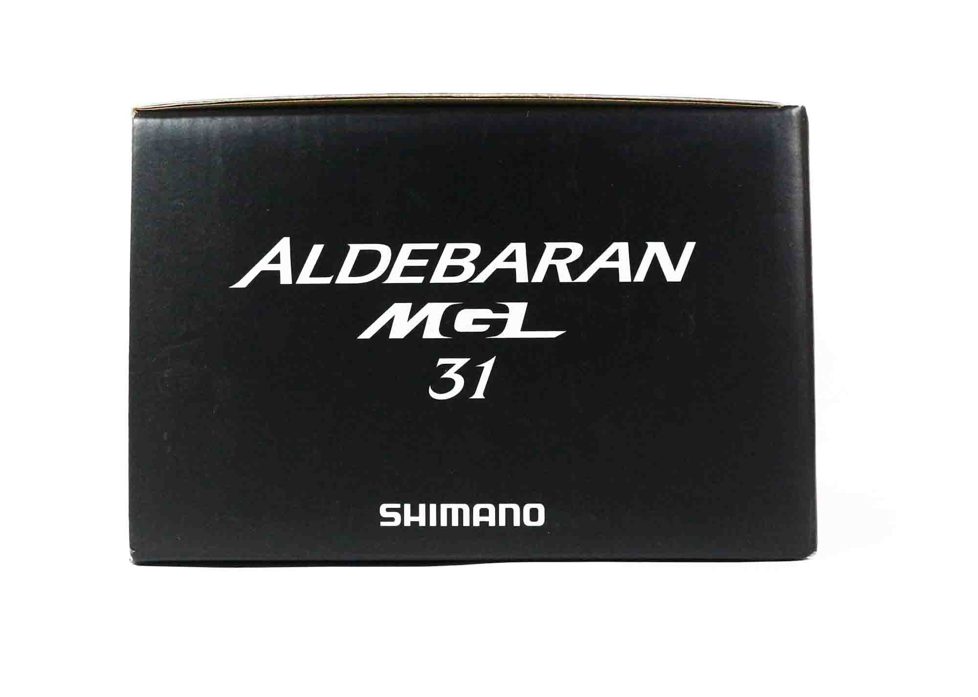 Shimano Reel Baitcast Aldebaran MGL 31 Left Hand 038784