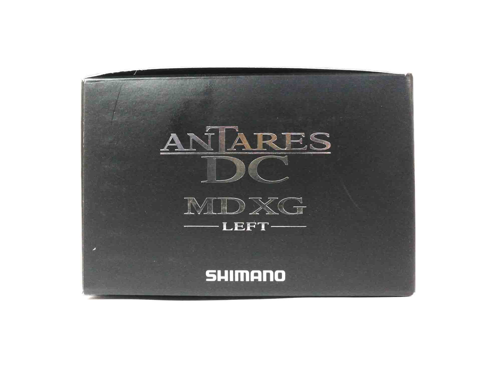 Shimano Reel Baitcast Antares DC MD XG Left Hand 038753