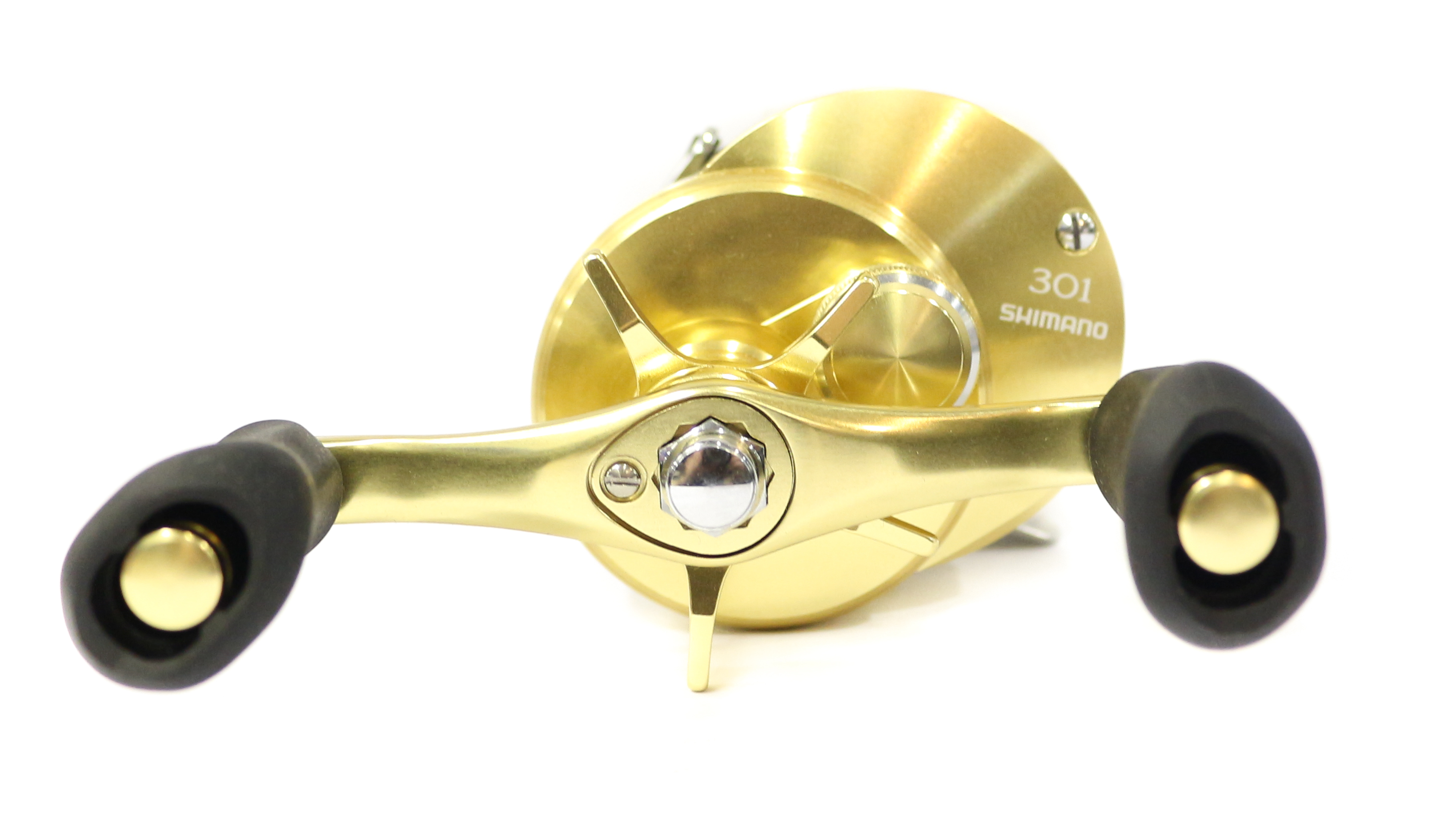 Shimano Reel Baitcast Calcutta Conquest 301 Left Hand (3604)