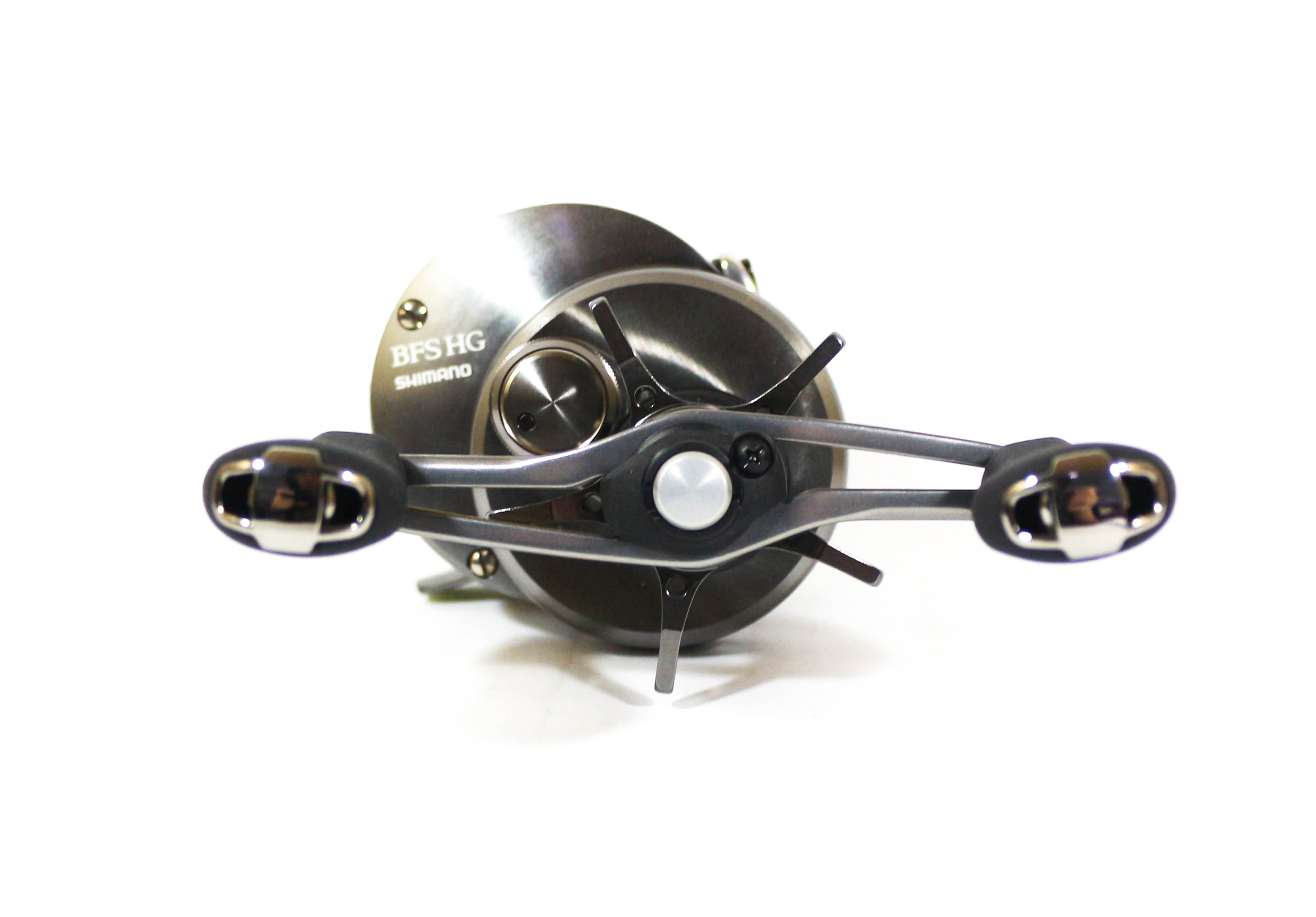 Shimano Reel Baitcast Calcutta Conquest BFS HG-R Right Hand (6759)