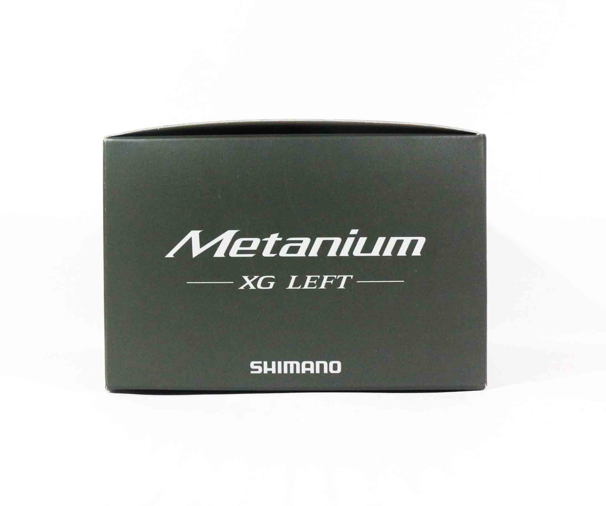 Shimano Reel Baitcast Metanium XG Left Hand 2020 (1173)