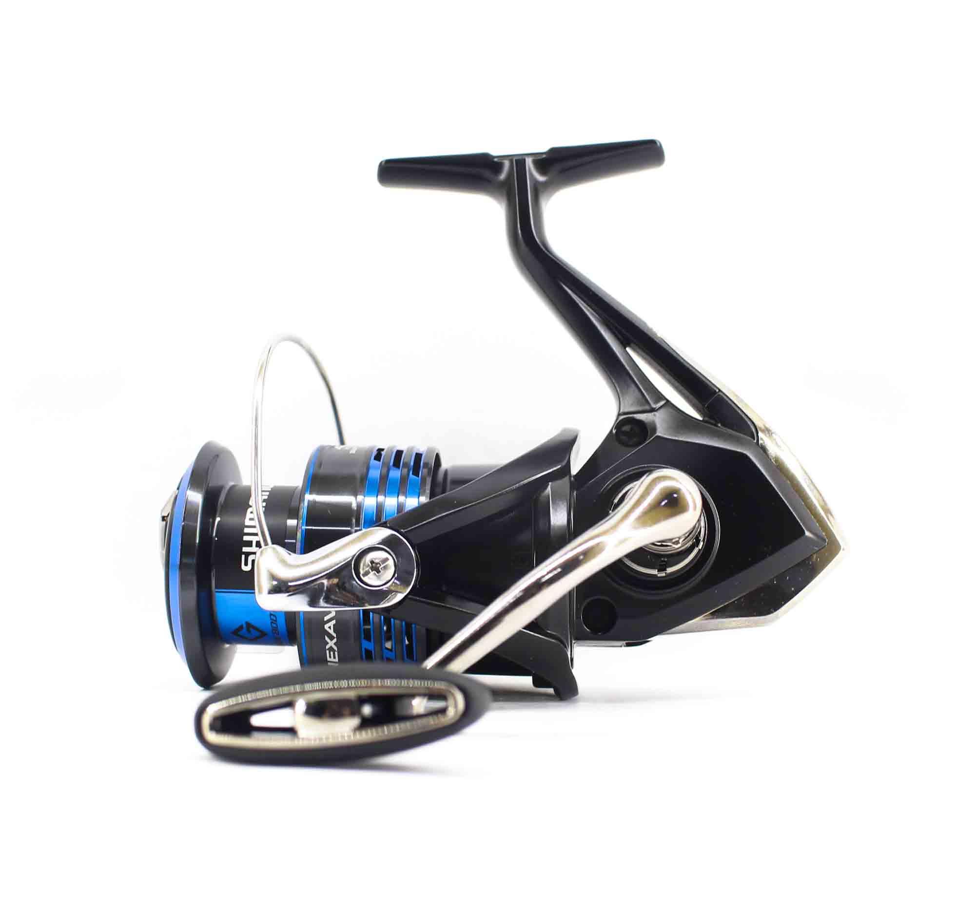 Shimano Reel Spinning Nexave NEX4000HGFI 4000 HG (7176)