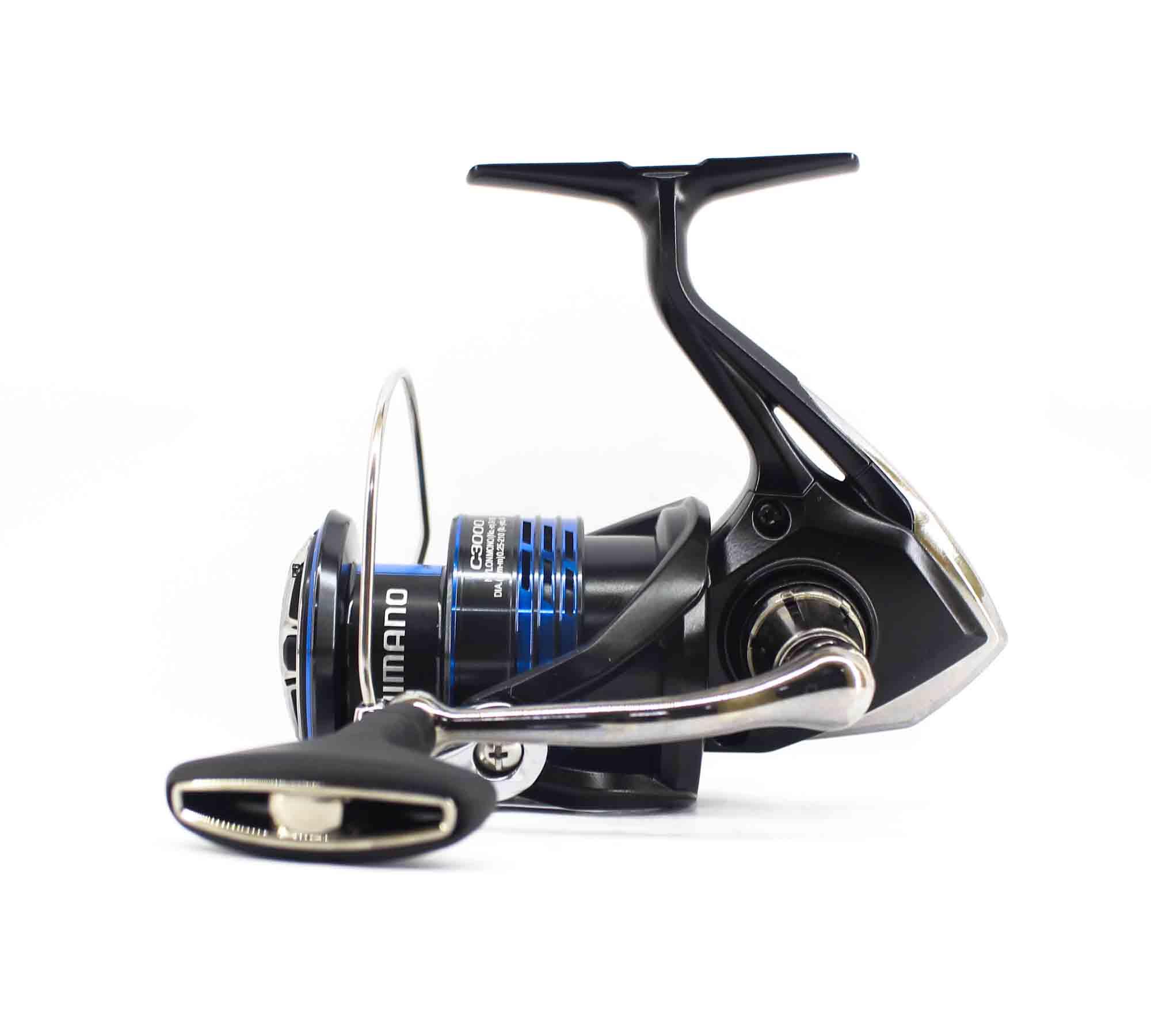 Shimano Reel Spinning Nexave NEXC3000FI C3000 (7107)