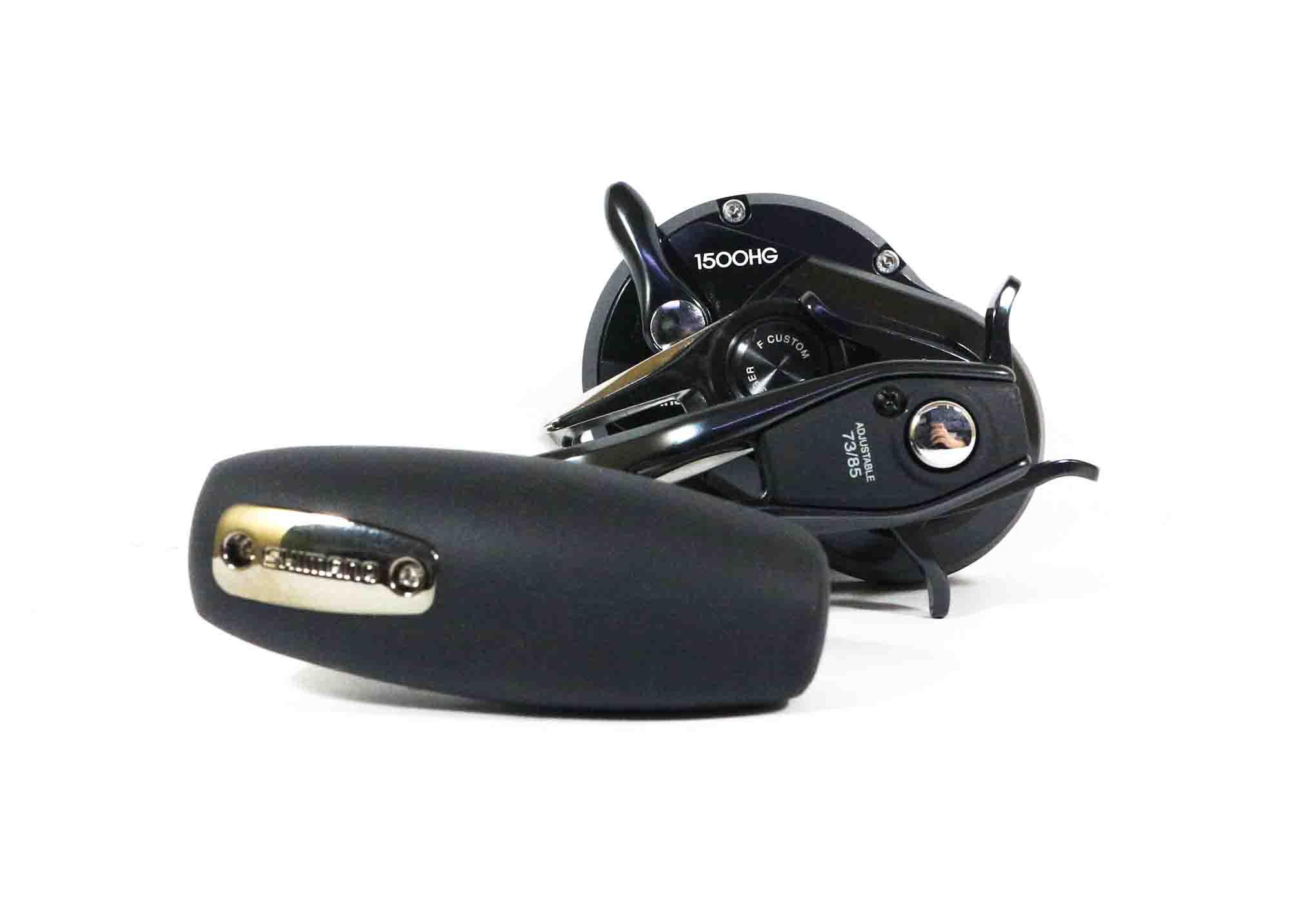 Shimano Reel Baitcast Ocea Jigger F Custom 1501 HG Left Hand (0039)
