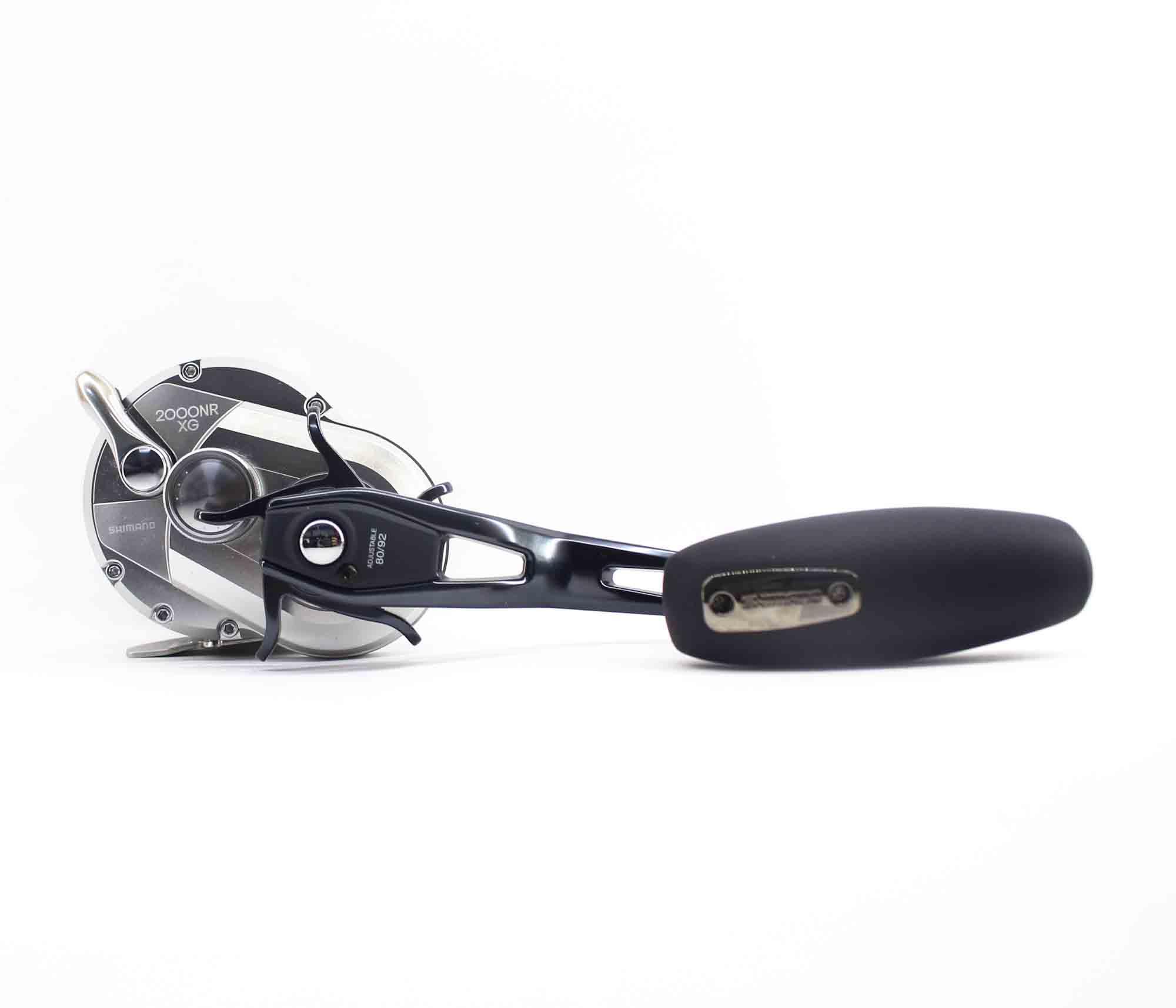 Shimano Reel Baitcast Ocea Jigger 2000 NRXG Right Hand (3801)