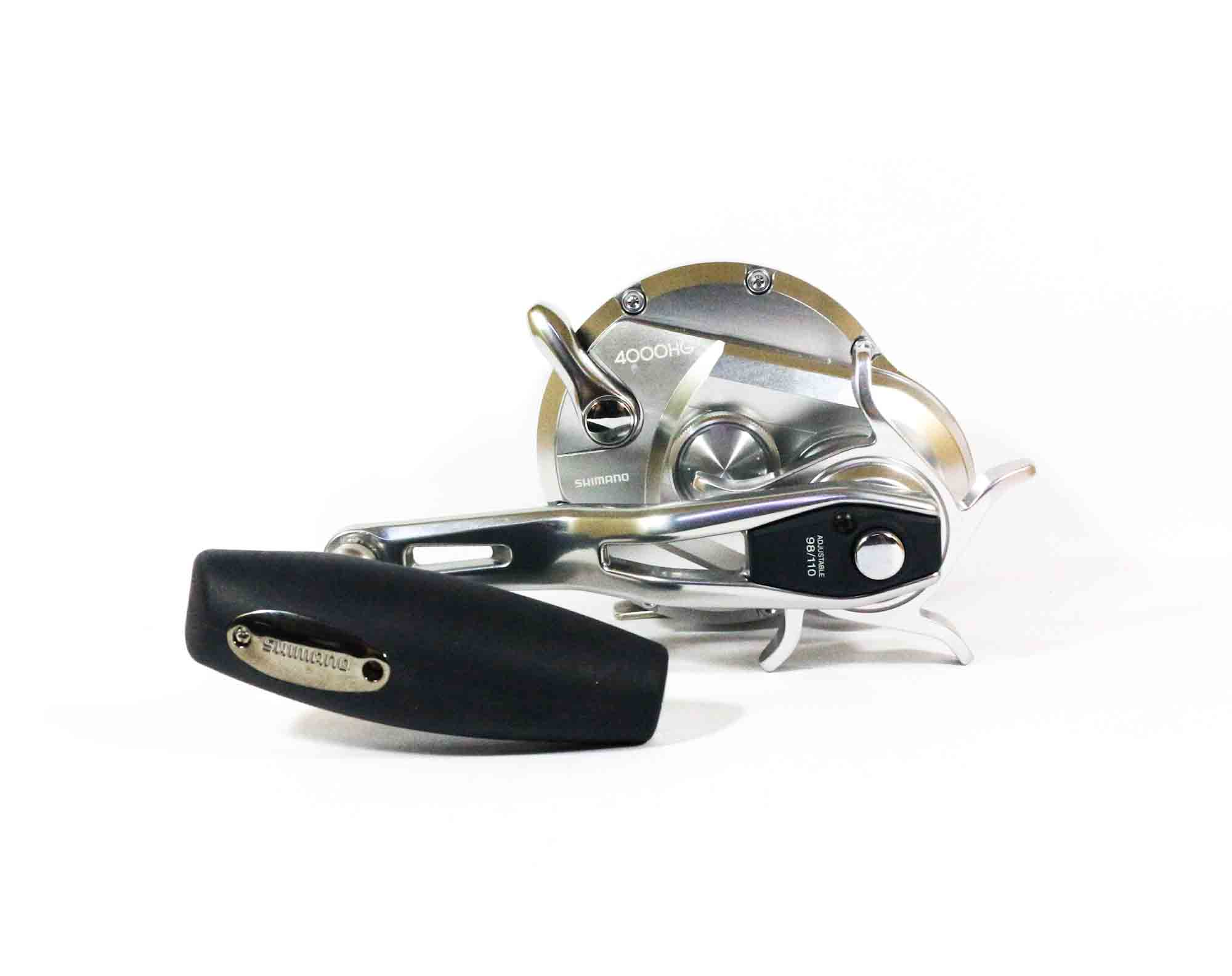 Shimano Reel Baitcast Ocea Jigger 4000 HG Right Hand (0671)