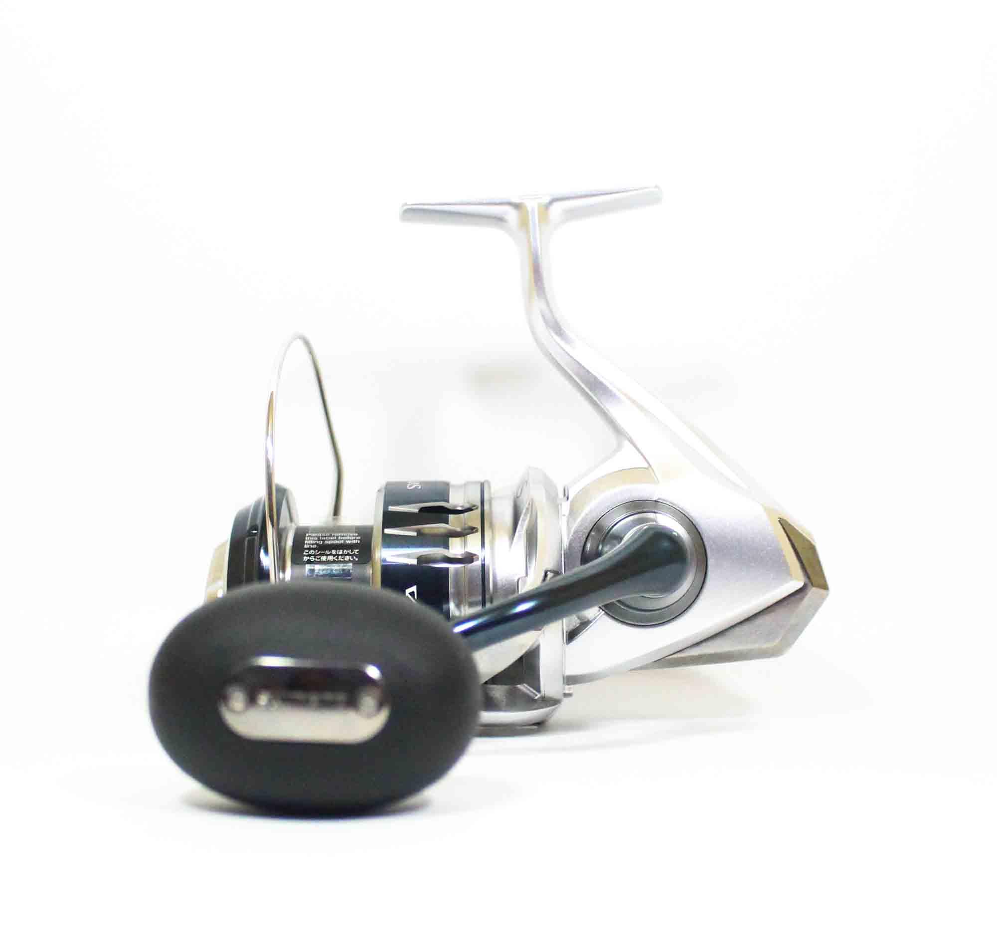 Shimano Reel Spinning Saragosa SRG5000SWAXG SW 5000 XG 2020 (0406)