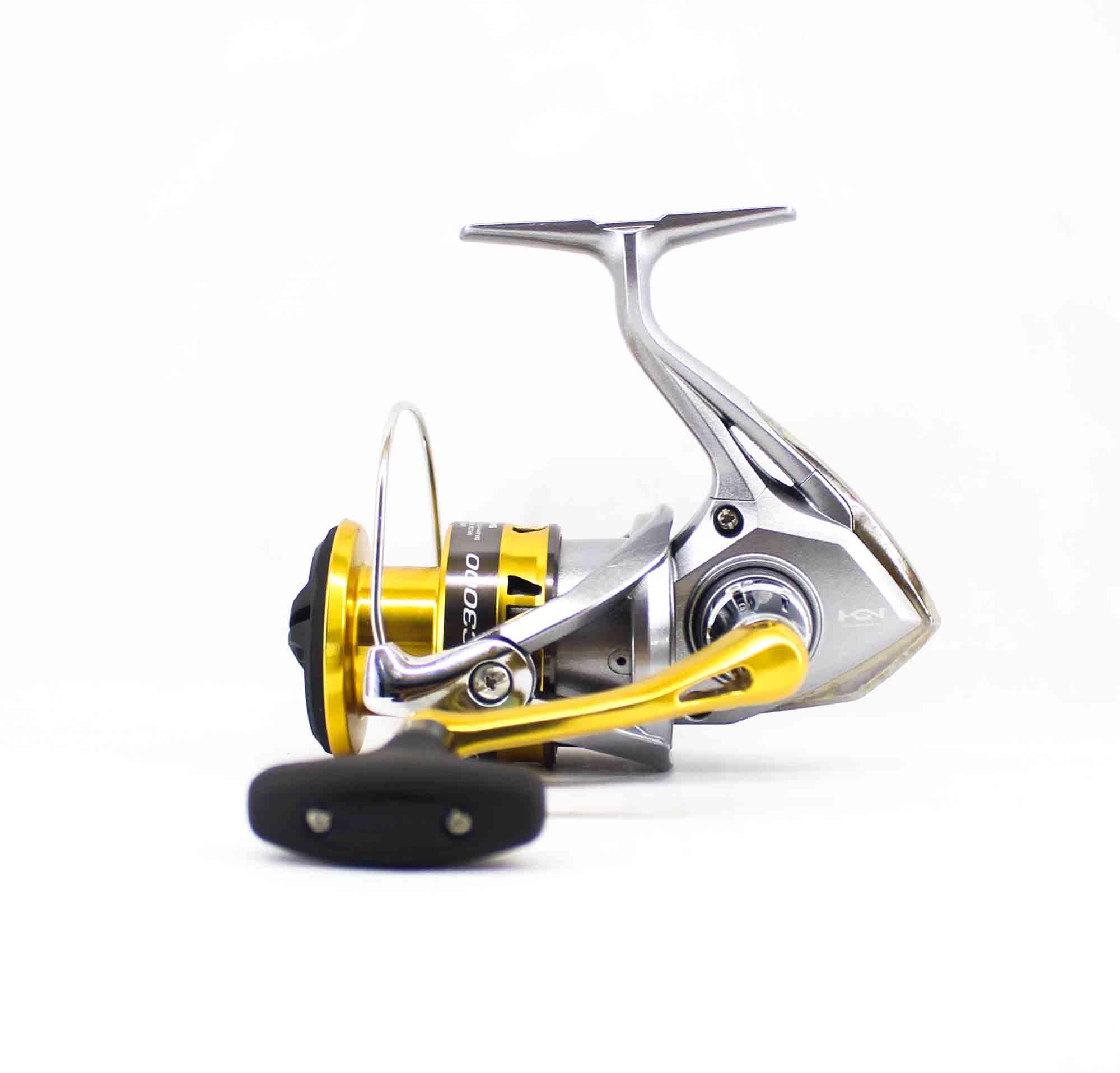 Shimano Reel Spinning Sedona SE-C3000HGFI C3000 HG (1260)