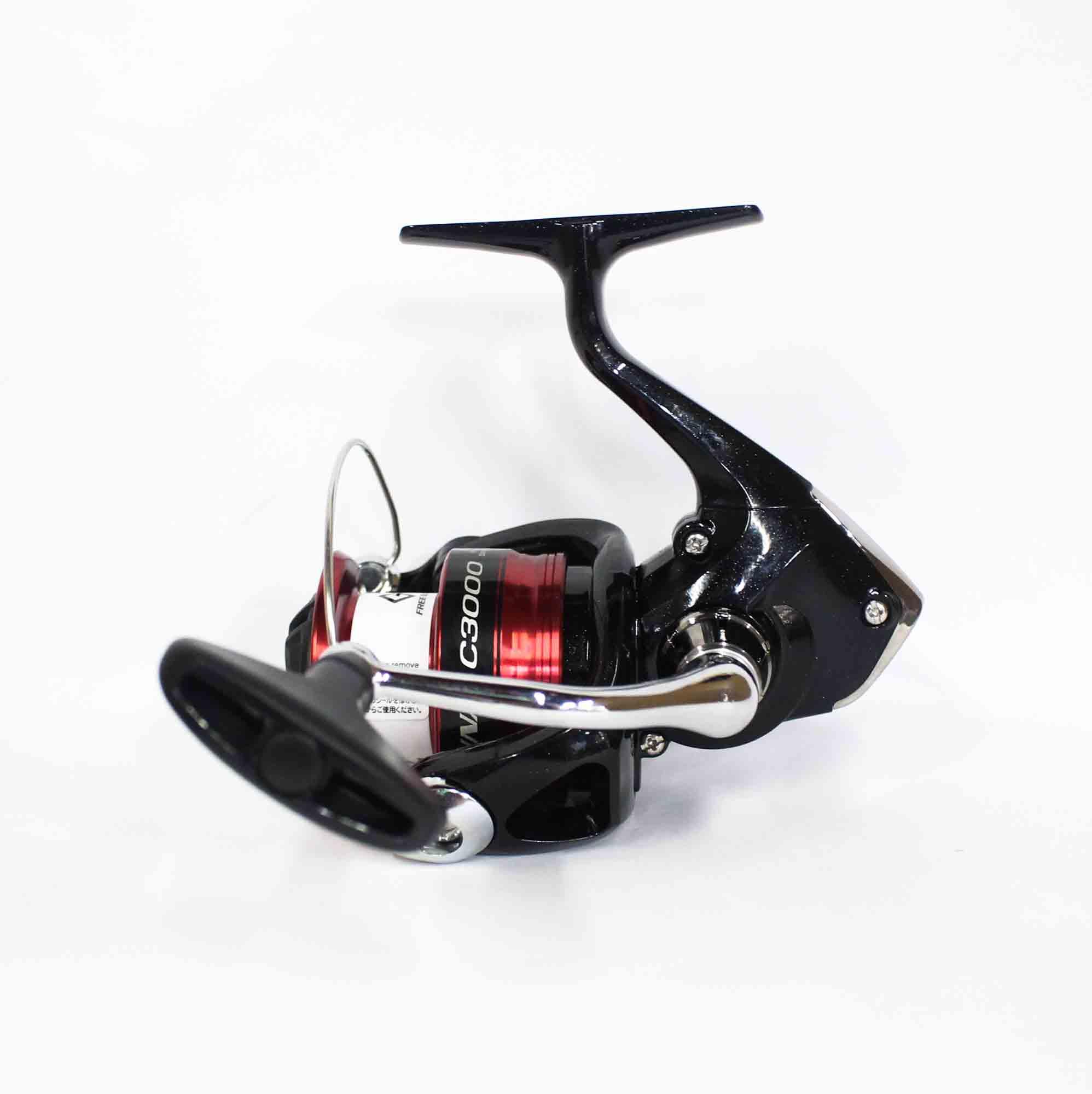 Shimano Reel Spinning Sienna FG C3000 (2654)
