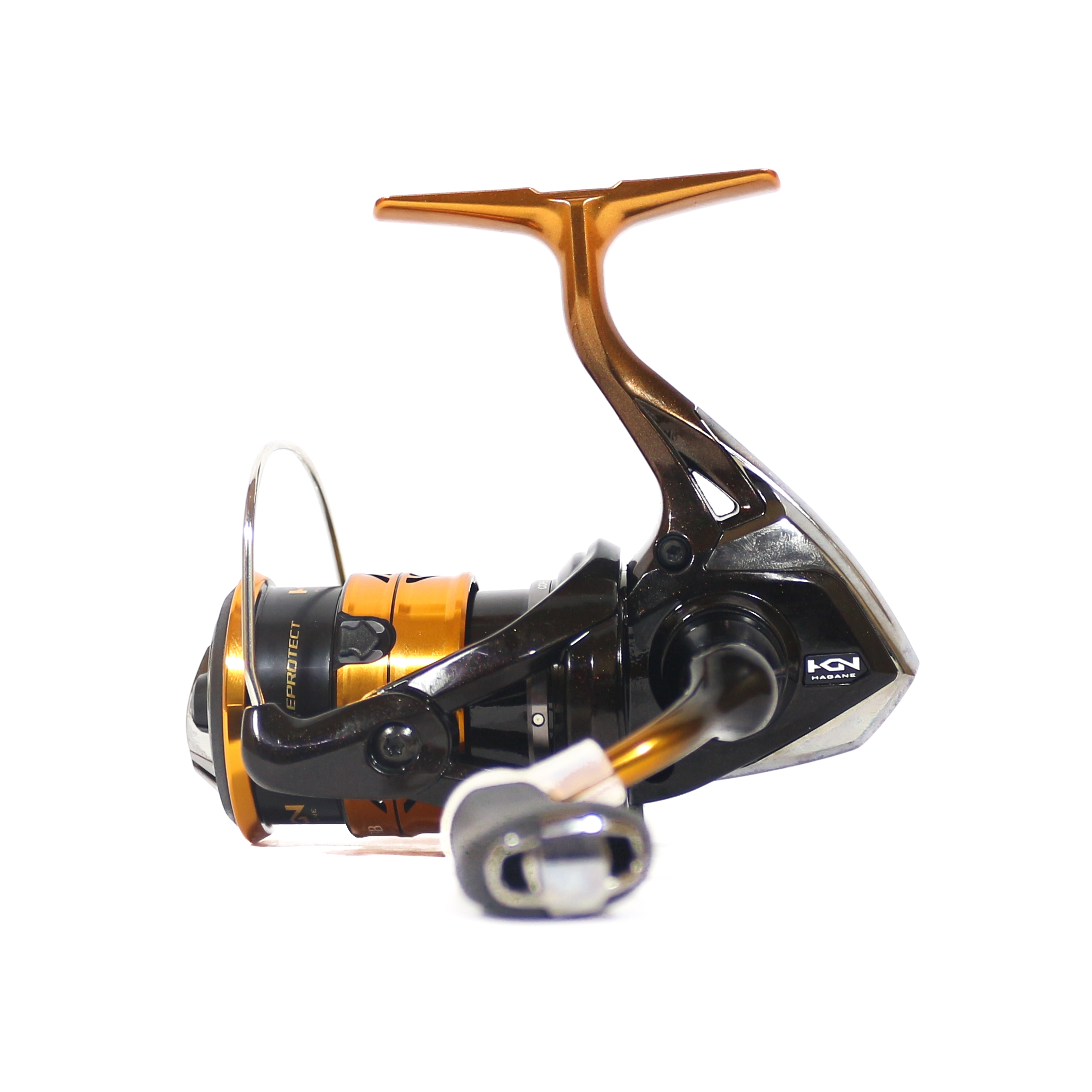 Shimano Reel Spinning Soare CI4+ 500S (7152)