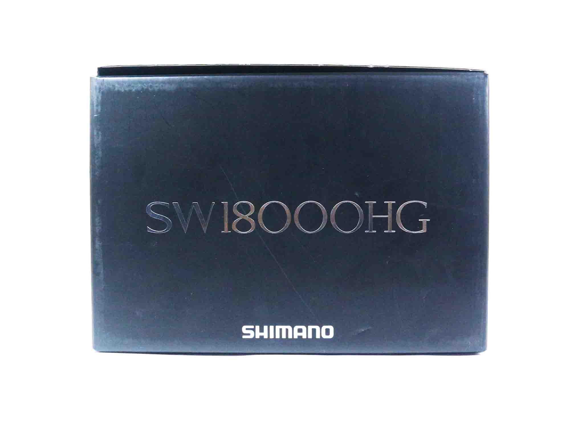 Shimano Reel Spinning Stella STLSW18000HGC SW 18000 HG (2217)