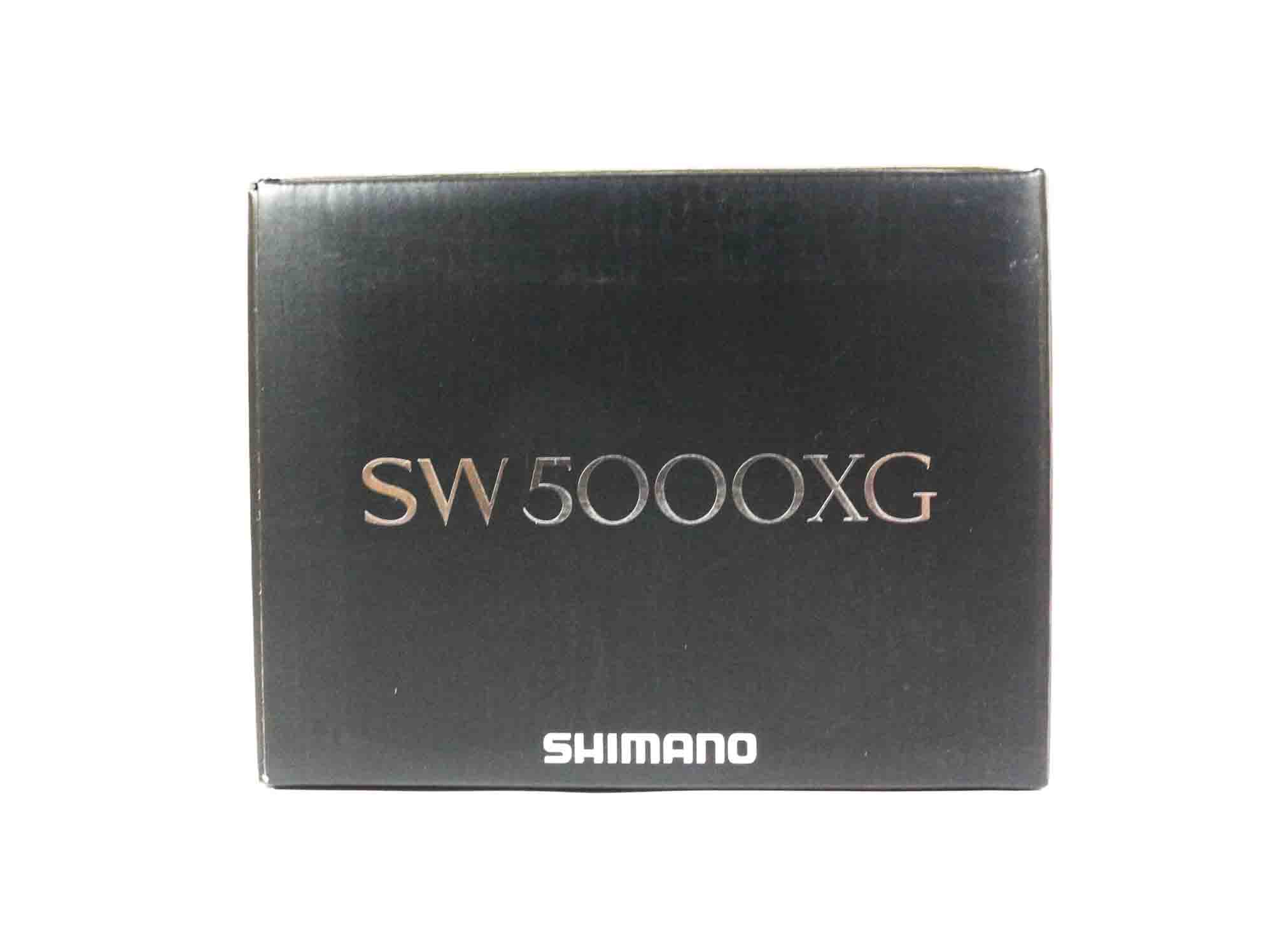 Shimano Reel Spinning Stella STLSW5000XGC SW 5000 XG 2020 (2170)