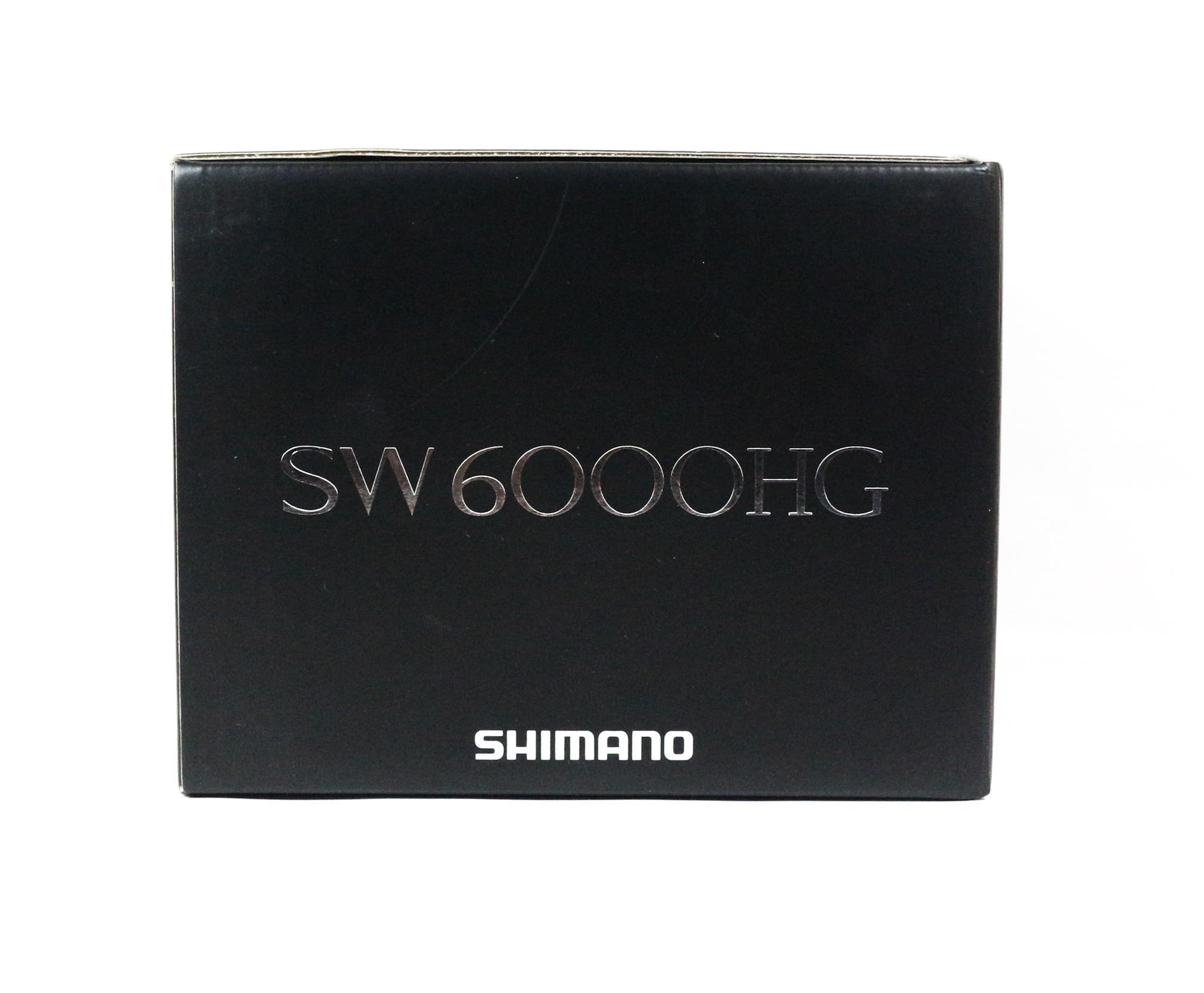 Shimano Reel Spinning Stella STLSW6000HGC SW 6000 HG 2020 (2194)