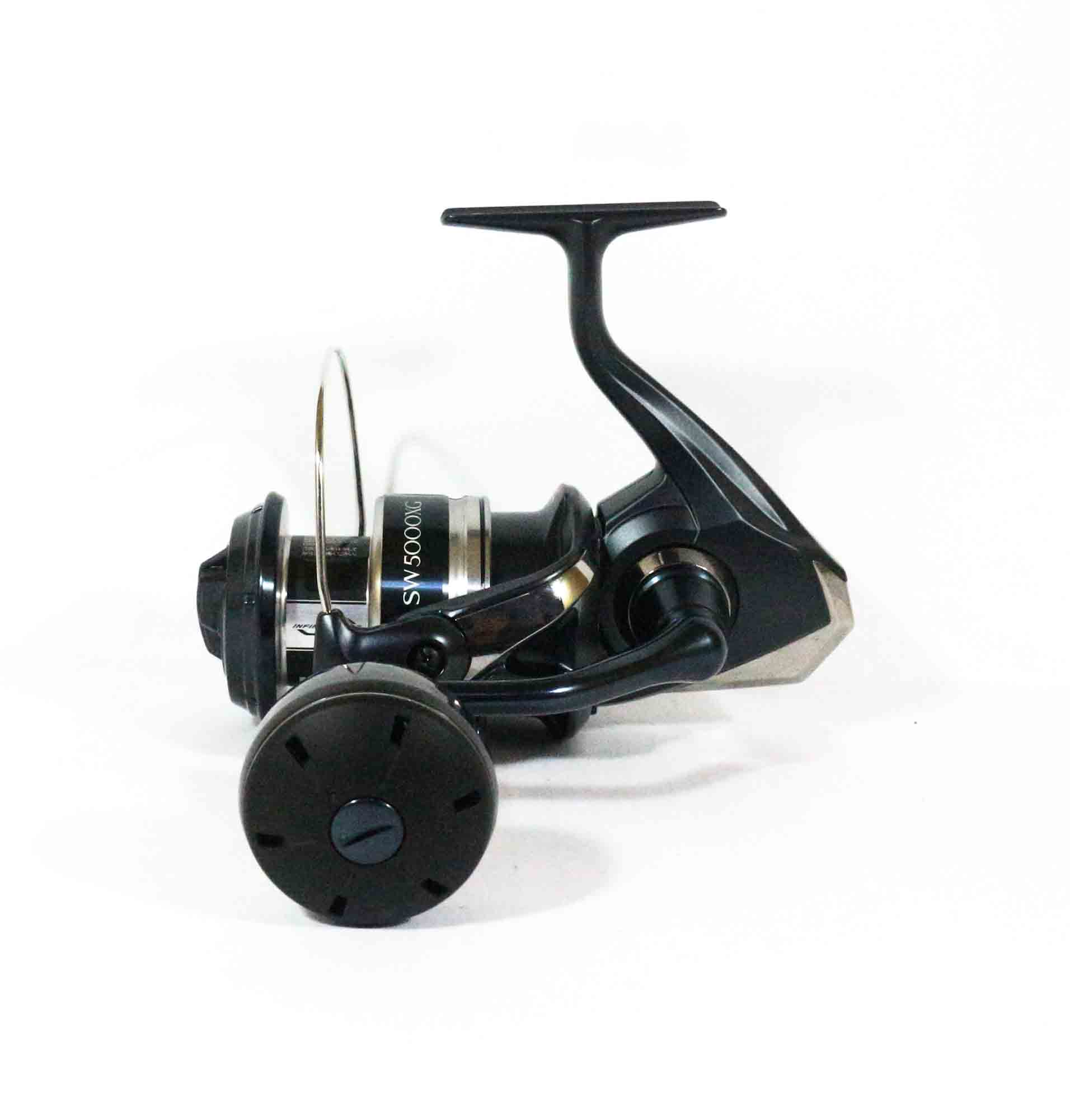 Shimano Reel Spinning Stradic SW 5000 XG 2020 (2446)