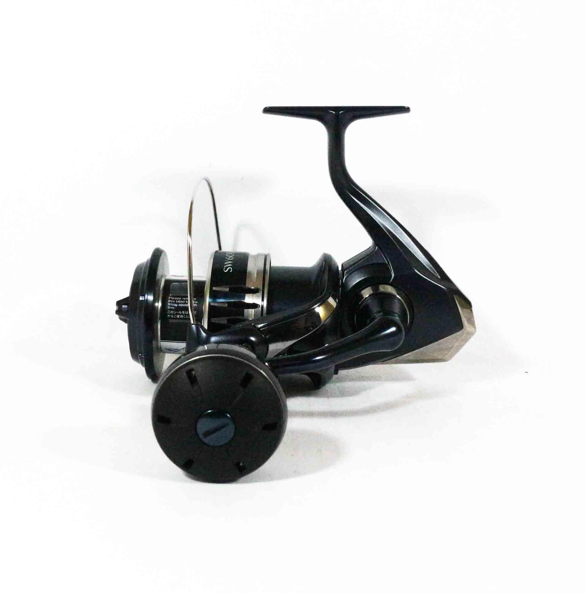Shimano Reel Spinning Stradic SW 6000 HG 2020 (2460)