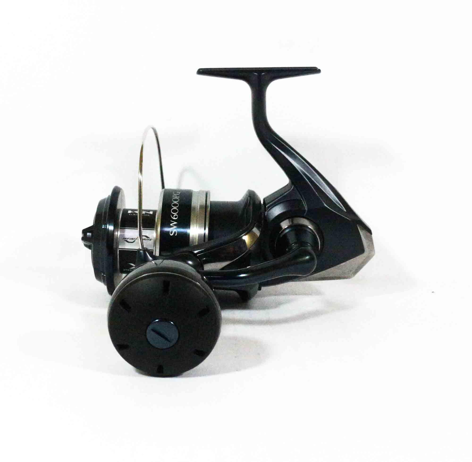 Shimano Reel Spinning Stradic SW 6000 PG 2020 (2453)