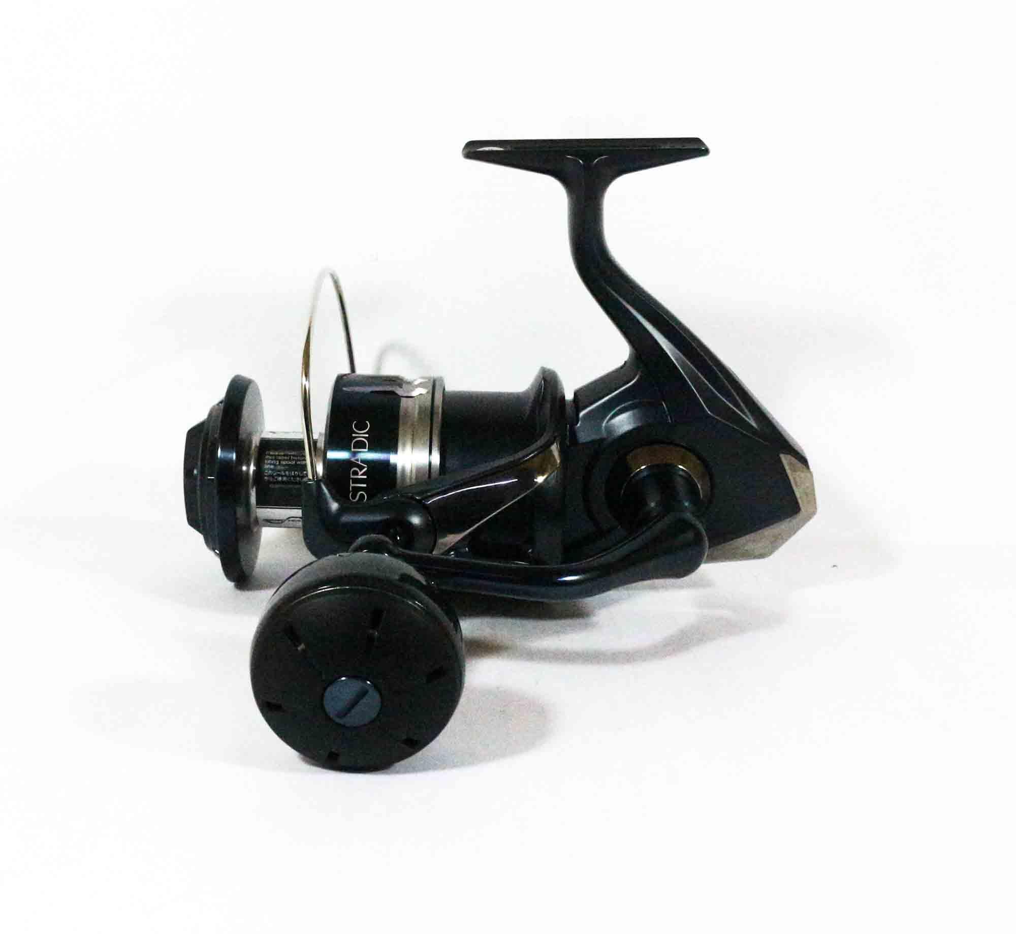 Shimano Reel Spinning Stradic SW 8000 HG 2020 (2491)