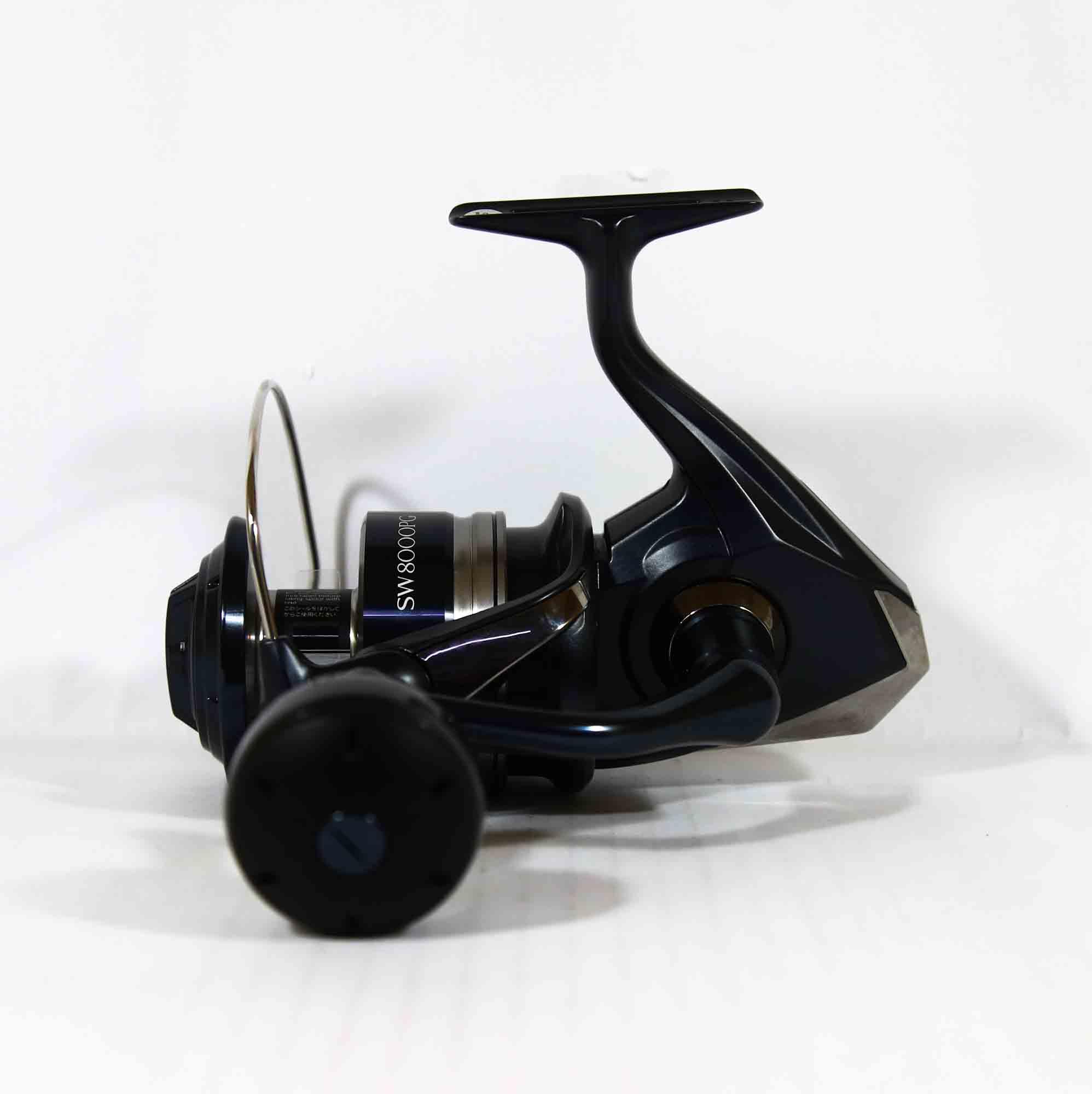 Shimano Reel Spinning Stradic SW 8000 PG 2020 (2484)