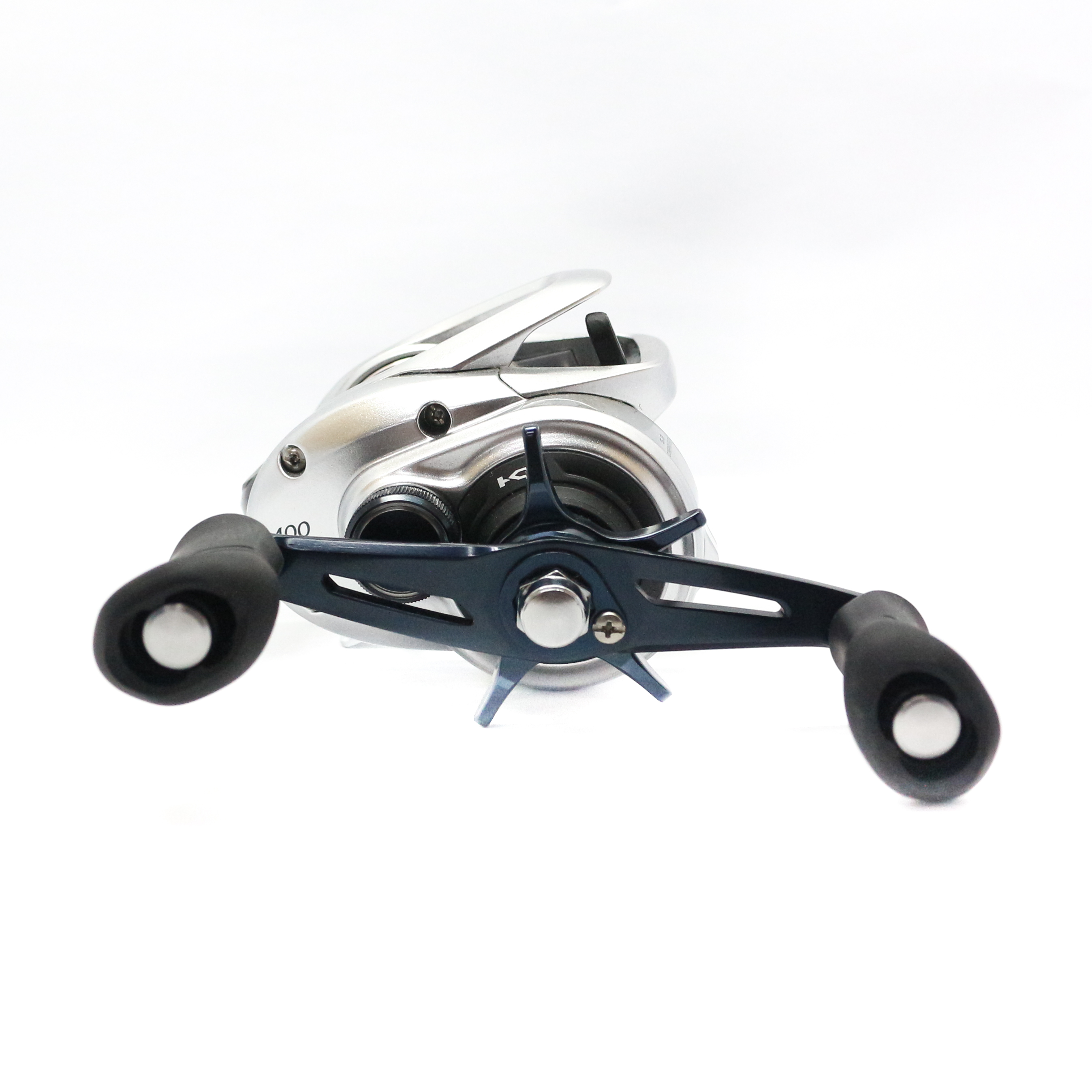 Shimano Reel Baitcast Tranx 400 Right Hand (0133)