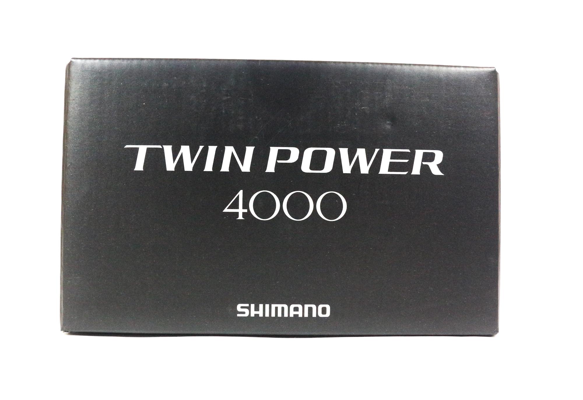Shimano Reel Spinning Twinpower FD 4000 2020 (2309)